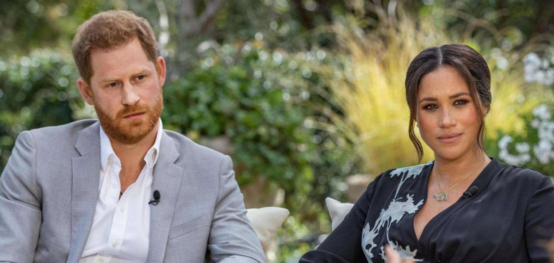 Меган Маркл пожаловалась на расизм в королевской семье
