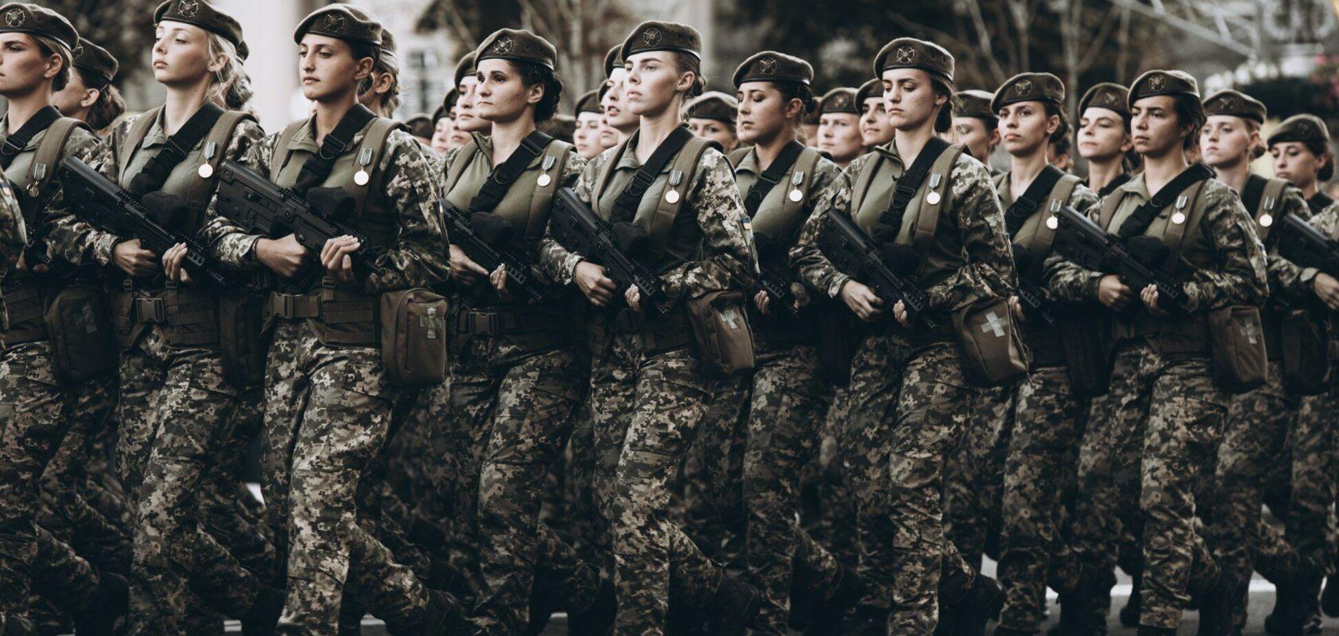 Жінки-воїни, захисниці України