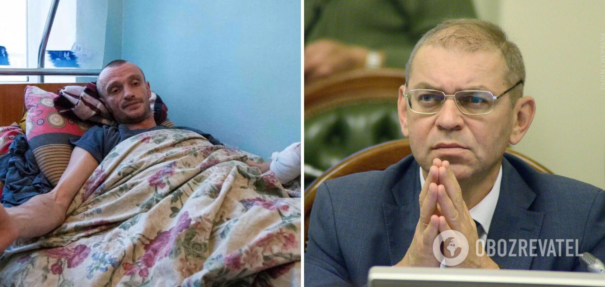 Дело о стрельбе Пашинского: пострадавший отозвал иск по экс-депутату