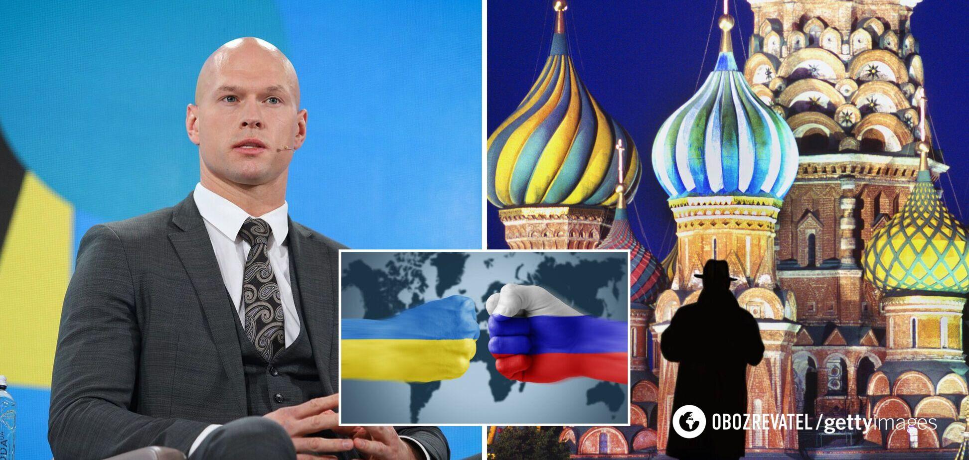 В спецслужбах РФ есть подразделения, которые работают только по Украине – СБУ