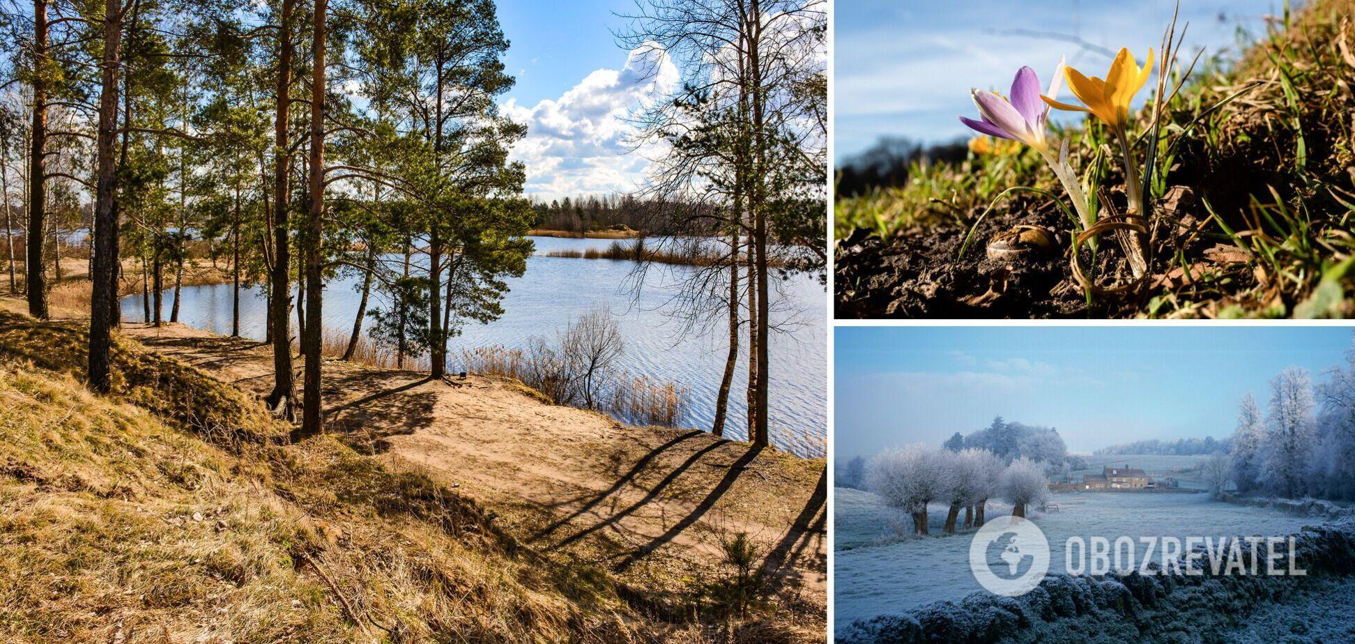 Вместо тепла – снег и сильный ветер: синоптики уточнили погоду в Украине до конца марта