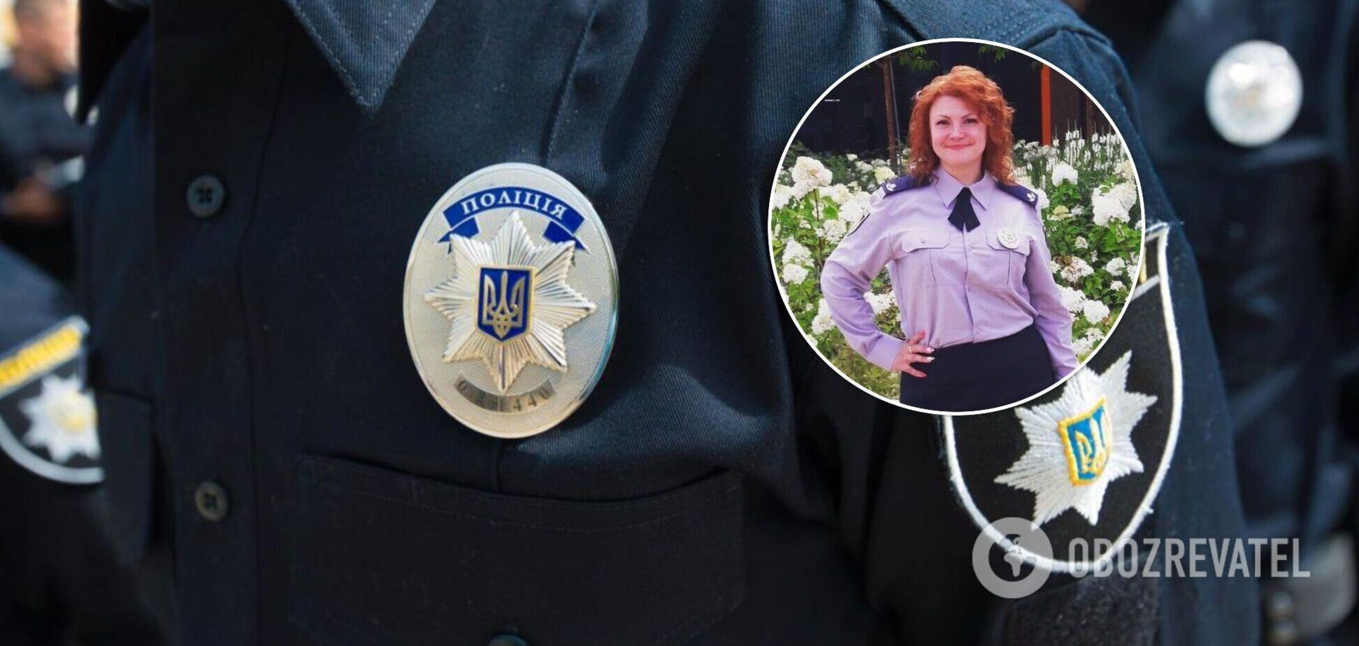 Названо основну версію вбивства співробітниці кіберполіції у Києві
