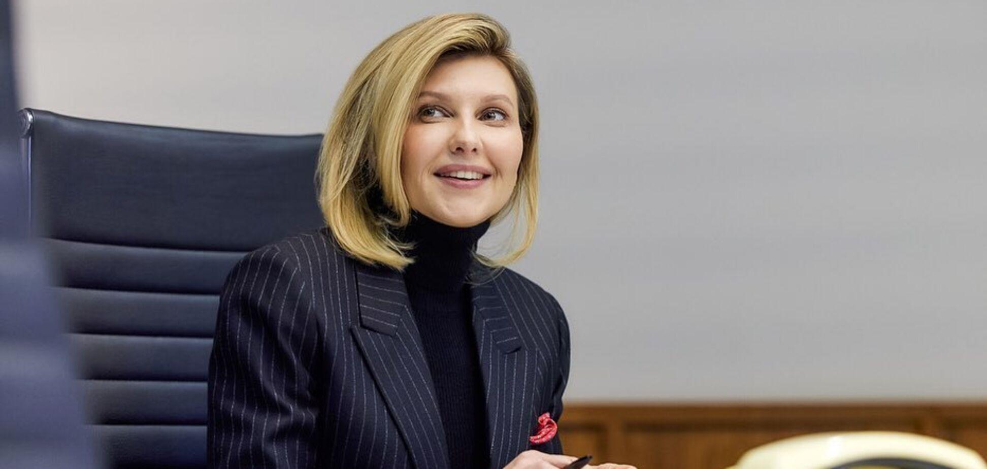 Зеленская получила около 1 млн гривен за работу в 'Квартале 95'