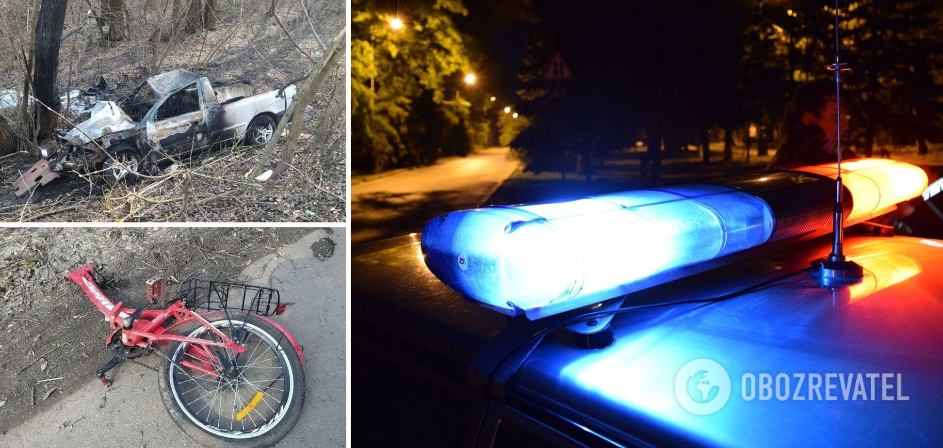 Під Вінницею 20-річний п'яний іменинник убив маленьких братів: деталі трагічної ДТП