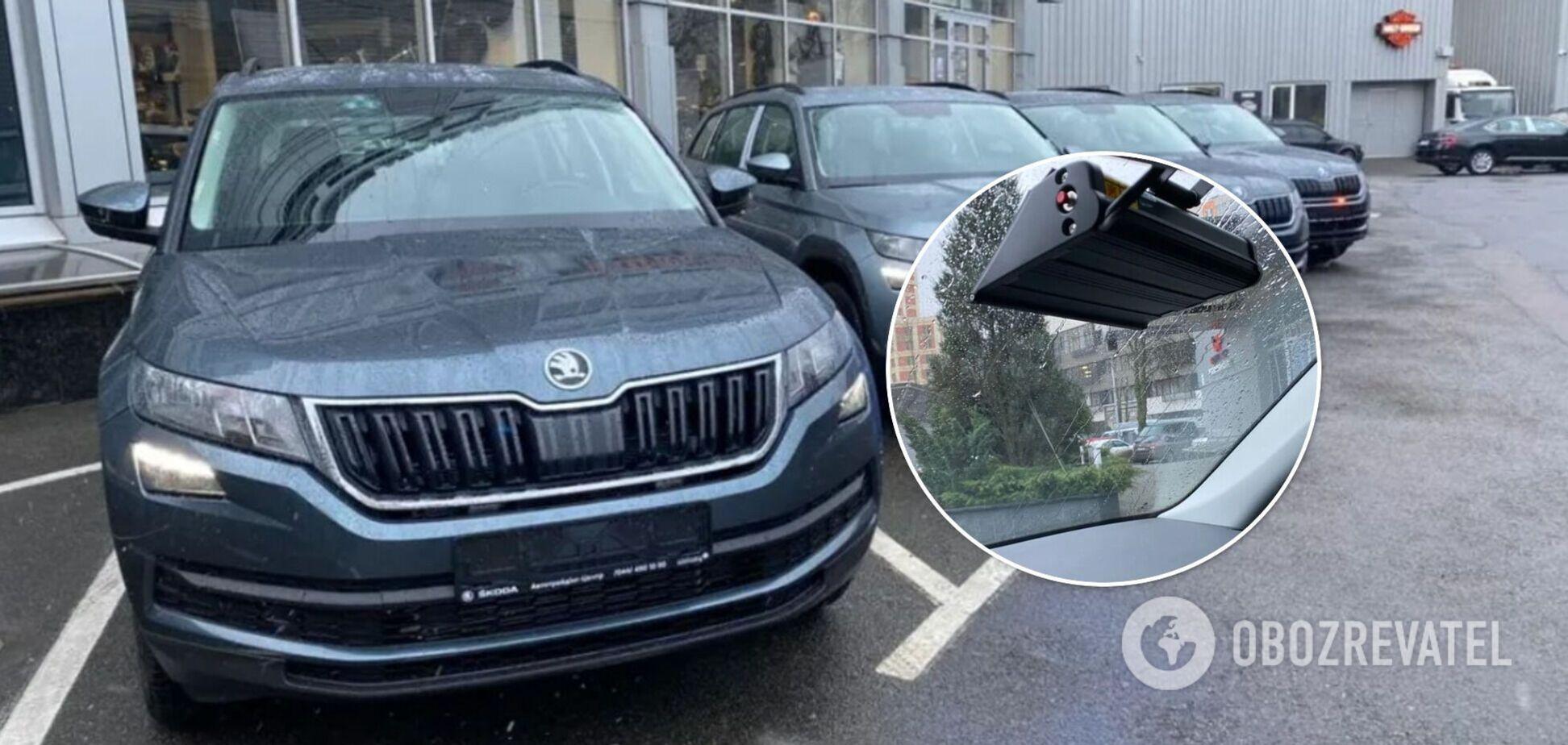 В МВД рассказали, как будут работать автомобили-фантомы для фиксации нарушения ПДД