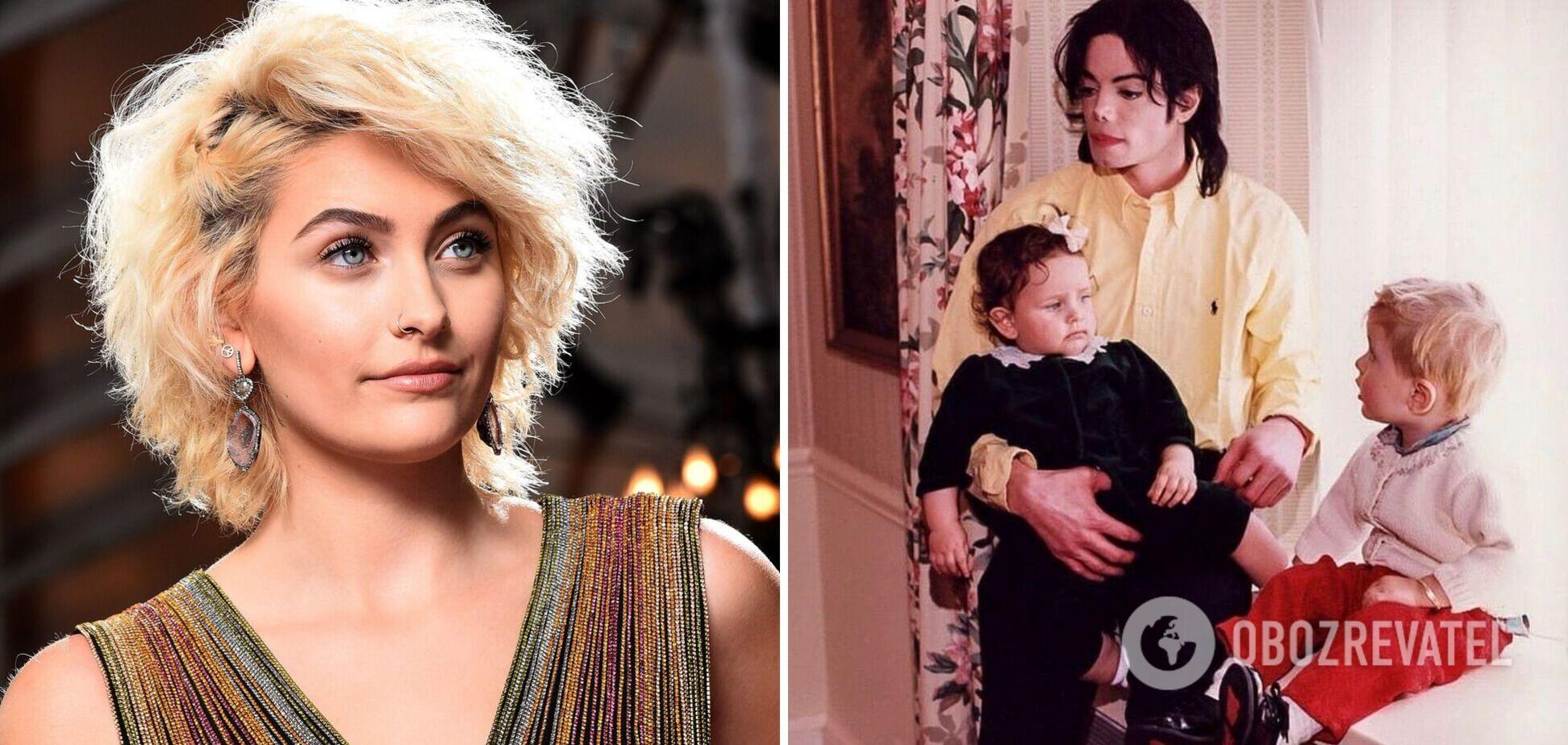 Як зараз живе донька Майкла Джексона: спроби самогубства і розрив стосунків з мамою