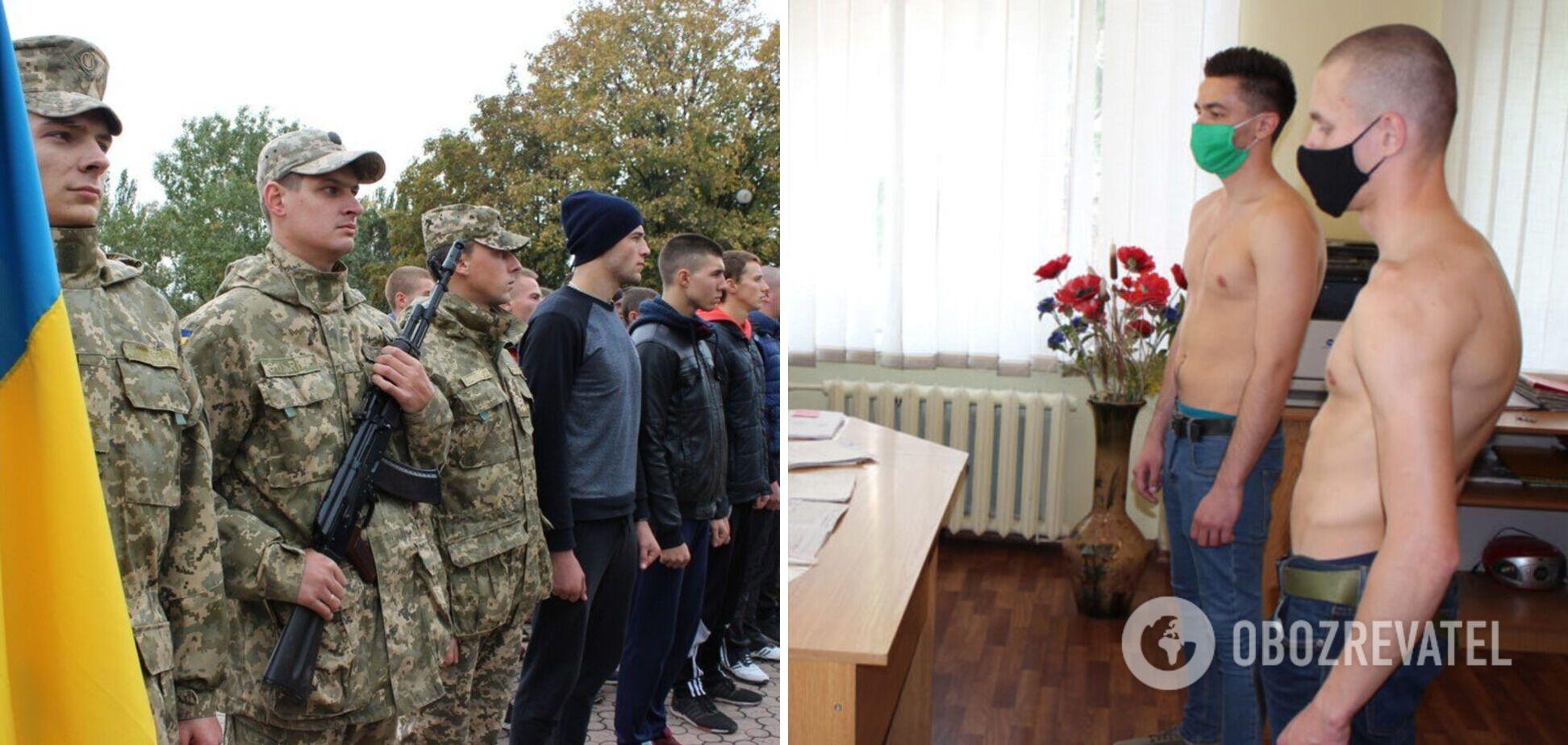 Украинцев начали забирать в армию: кто не подлежит призыву