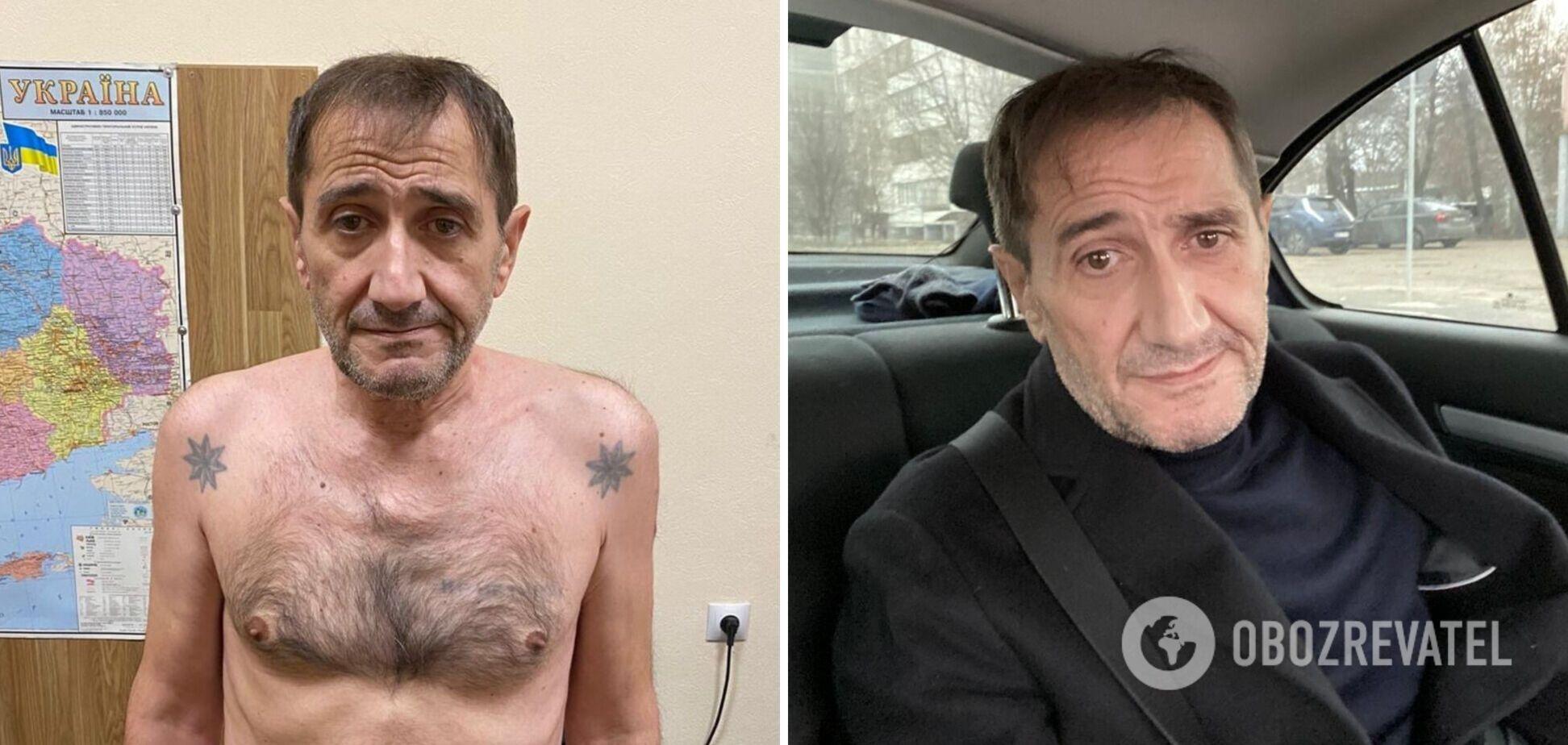У Києві затримали злодія в законі Камо Московського