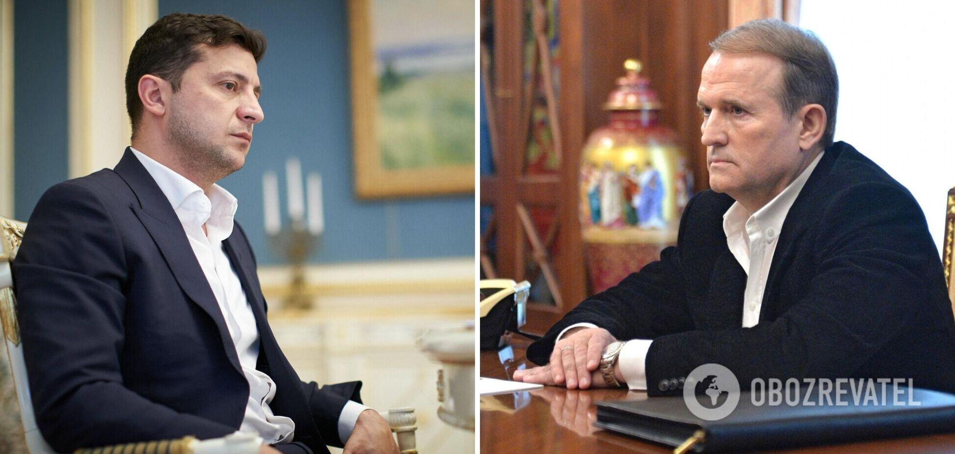 Нардепам объяснили, что 'олигарха Медведчука больше нет'