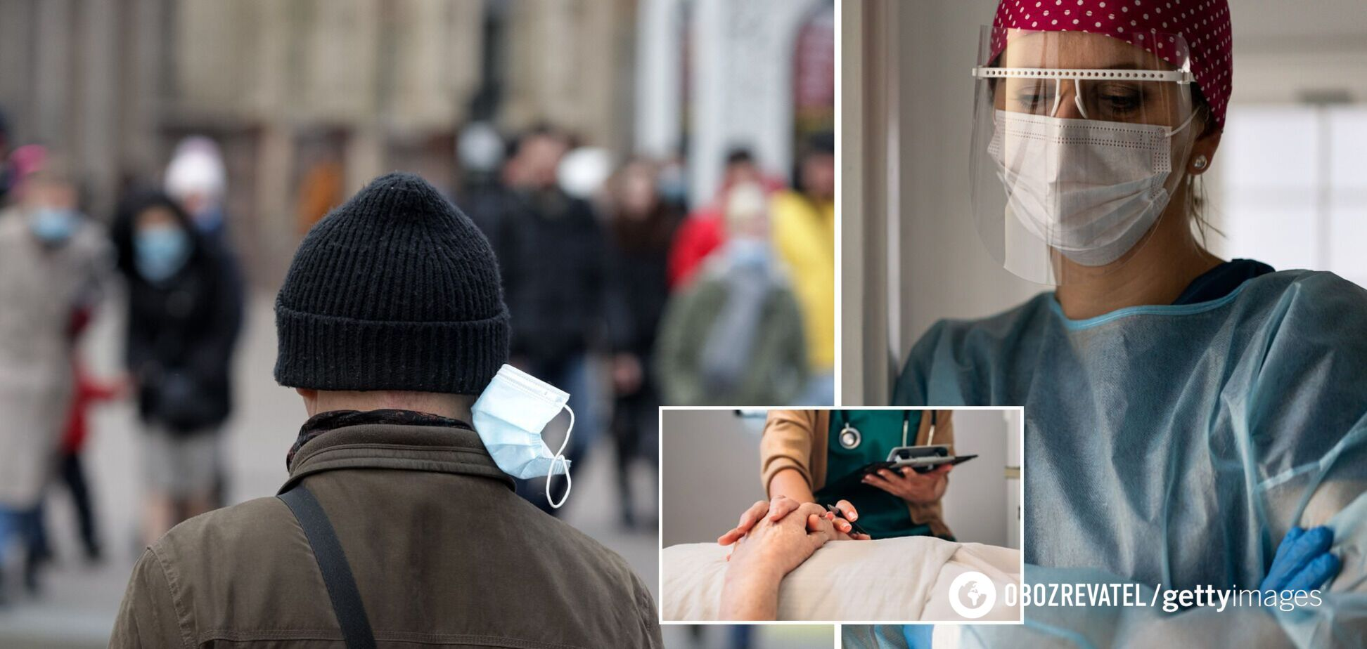 Смерть від коронавірусу в Україні