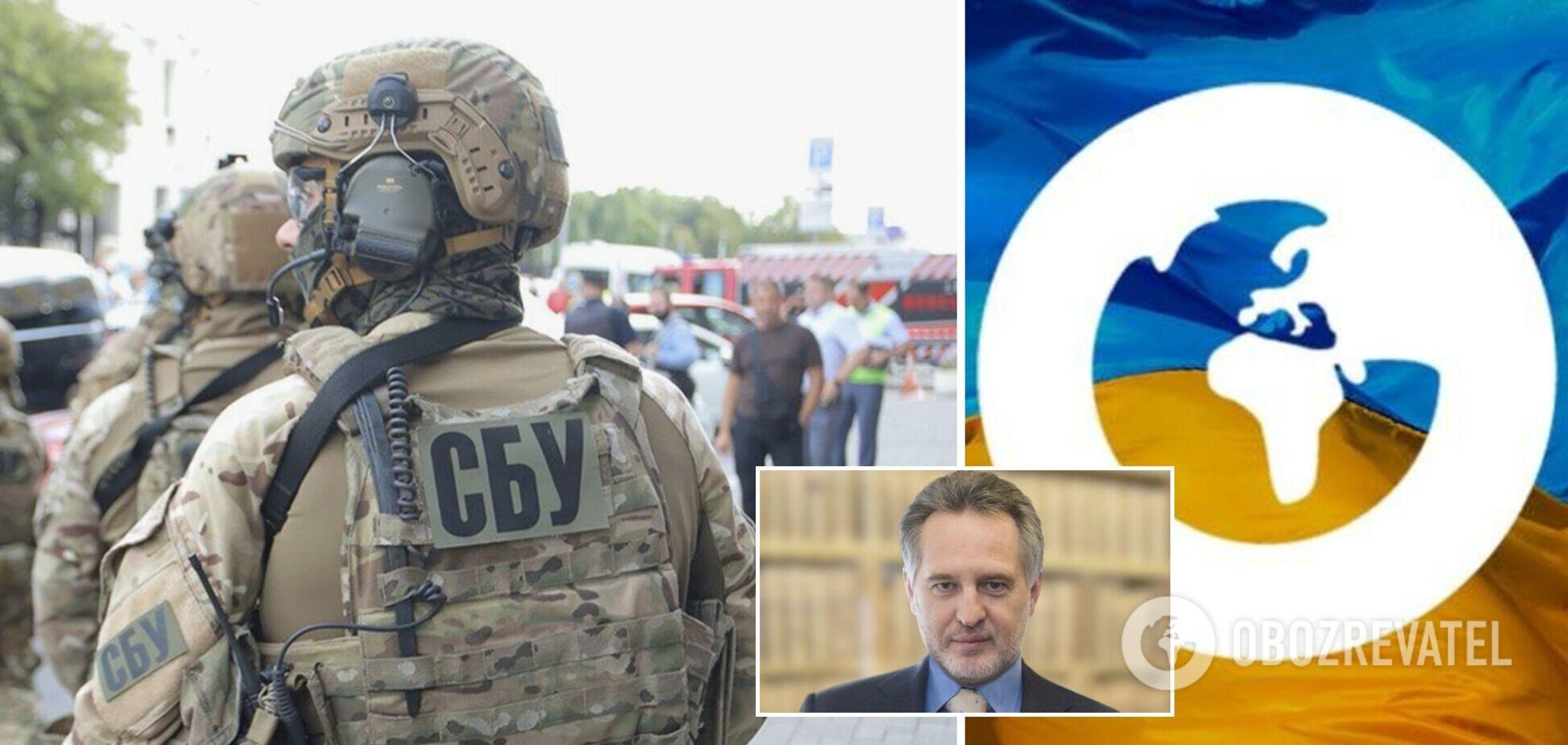 Новини України: на Прикарпаття стягнули силовиків, мати Фірташа потрапила в лікарню з інсультом