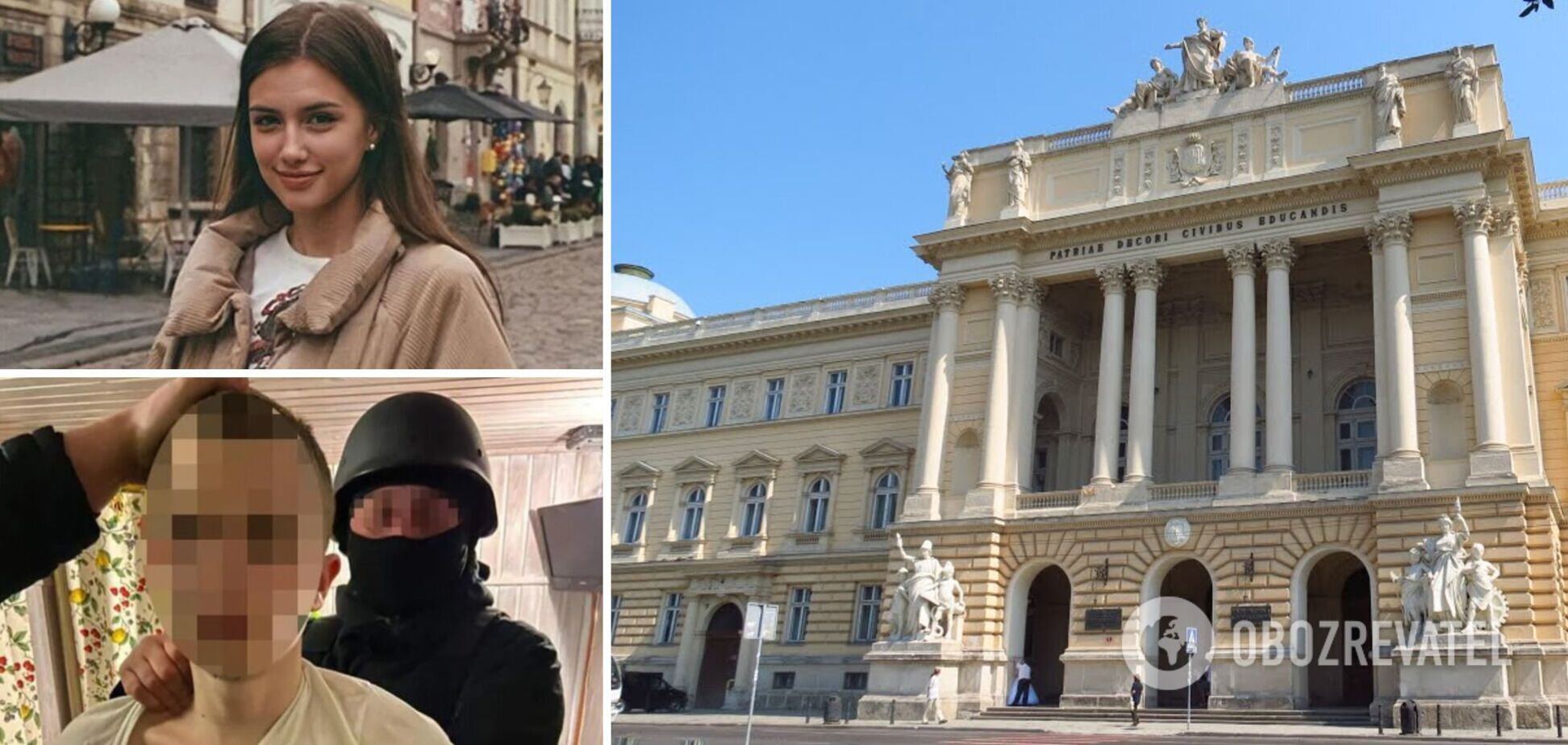 Во Львове парень 'на почве ревности' убил 19-летнюю студентку: новые подробности трагедии