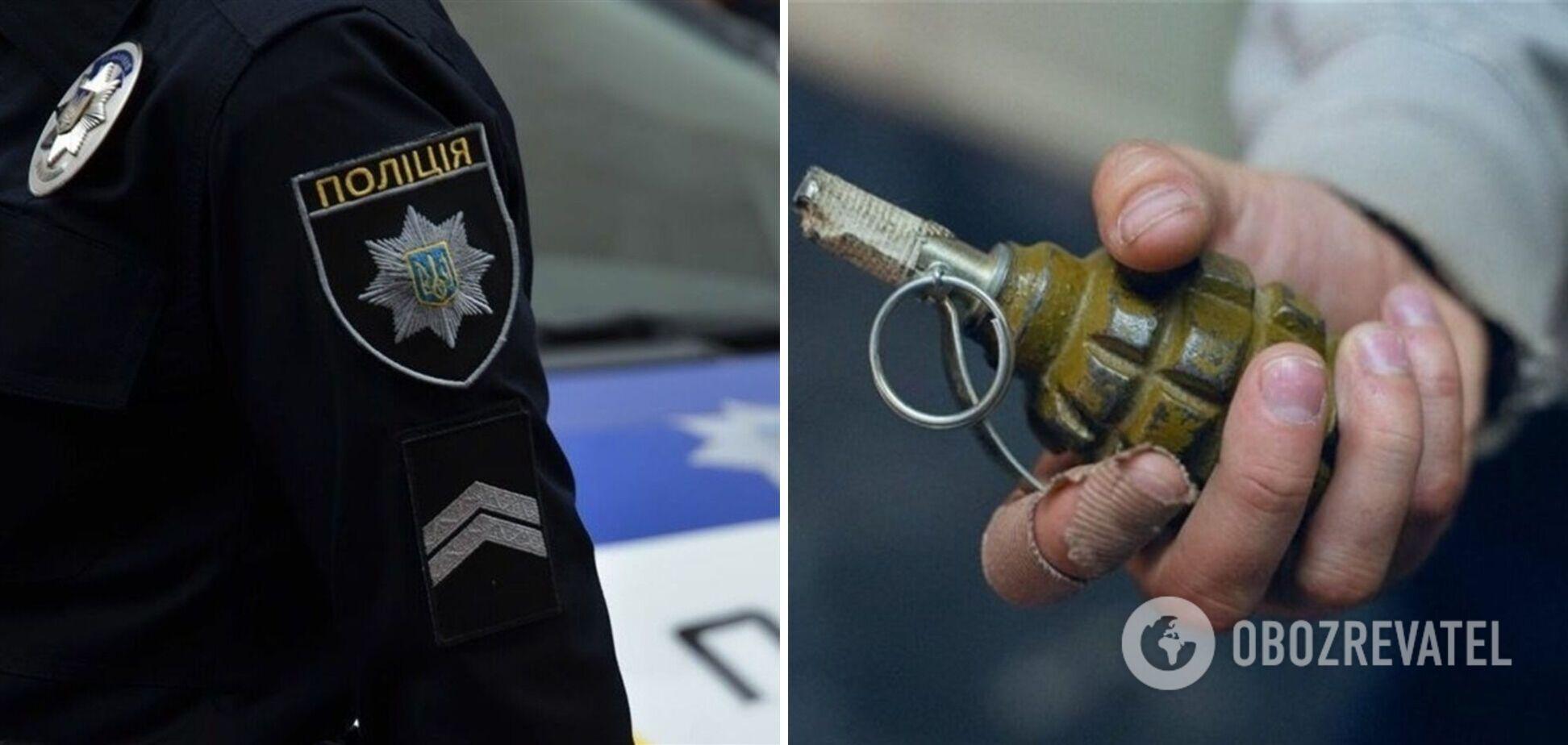 Ветеран АТО підірвався на гранаті