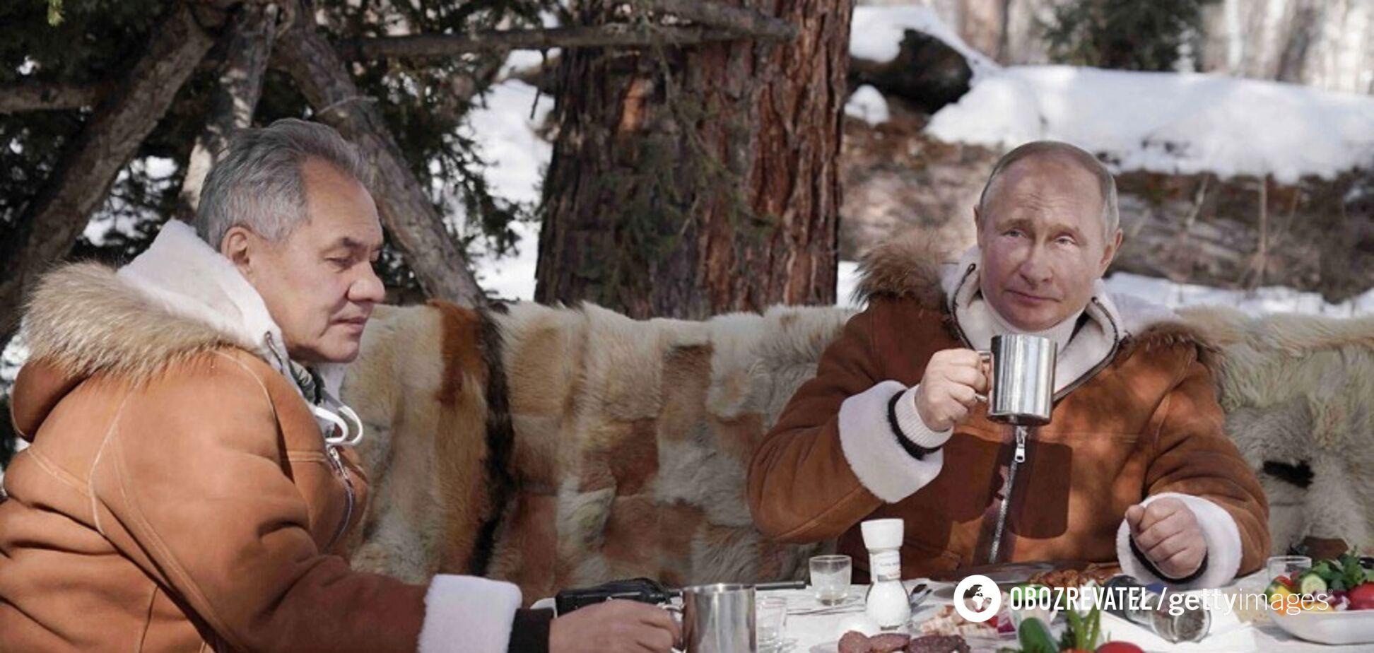 Как в ОРДЛО оправдывают олигарха Путина