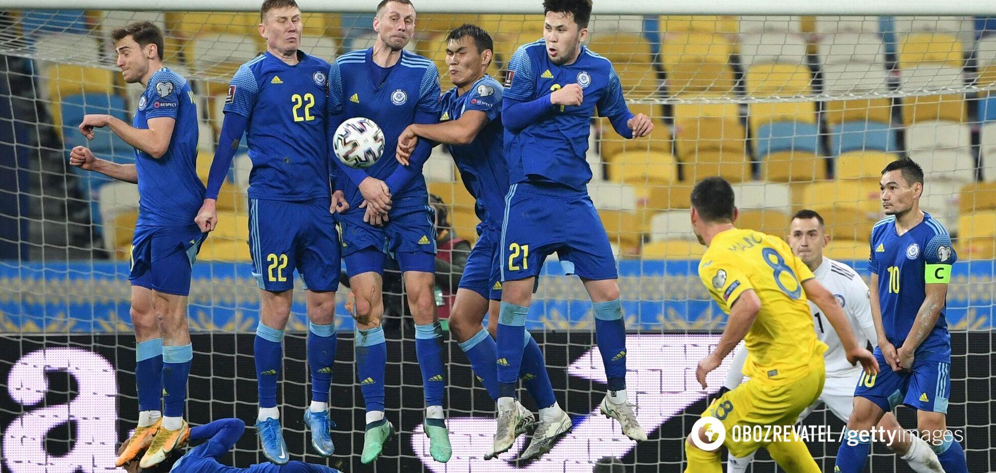 Украина - Казахстан