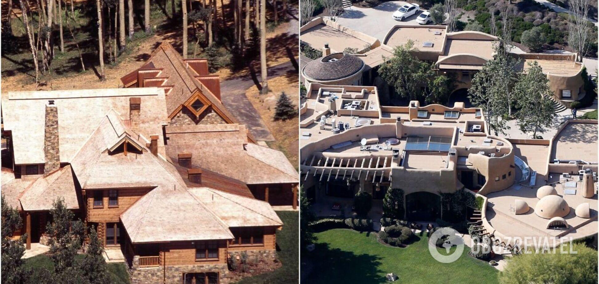 Как выглядят 7 самых дорогих домов Джей Ло, Уилла Смита, Опры Уинфри и других звезд. Фото