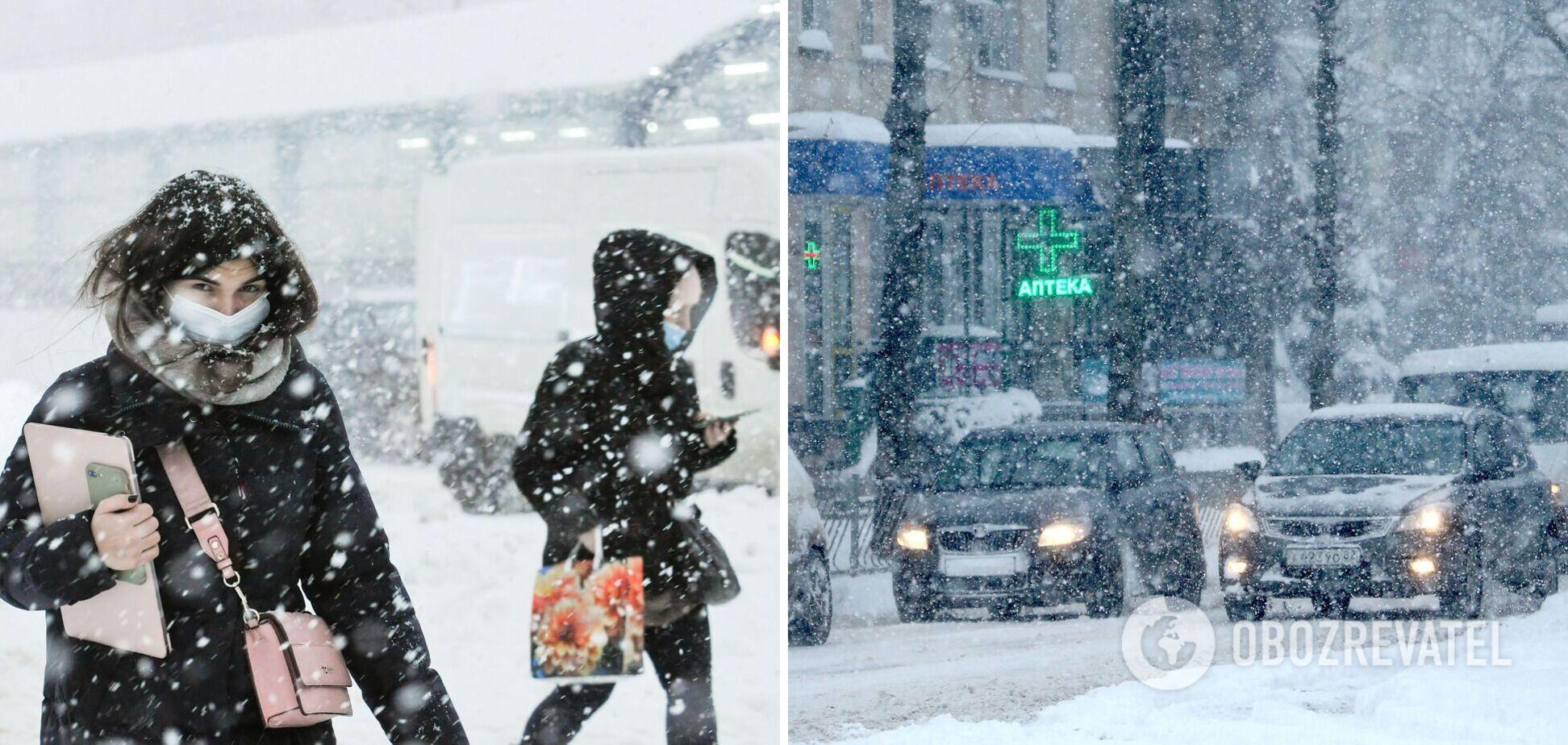 Погода в Україні 6 квітня