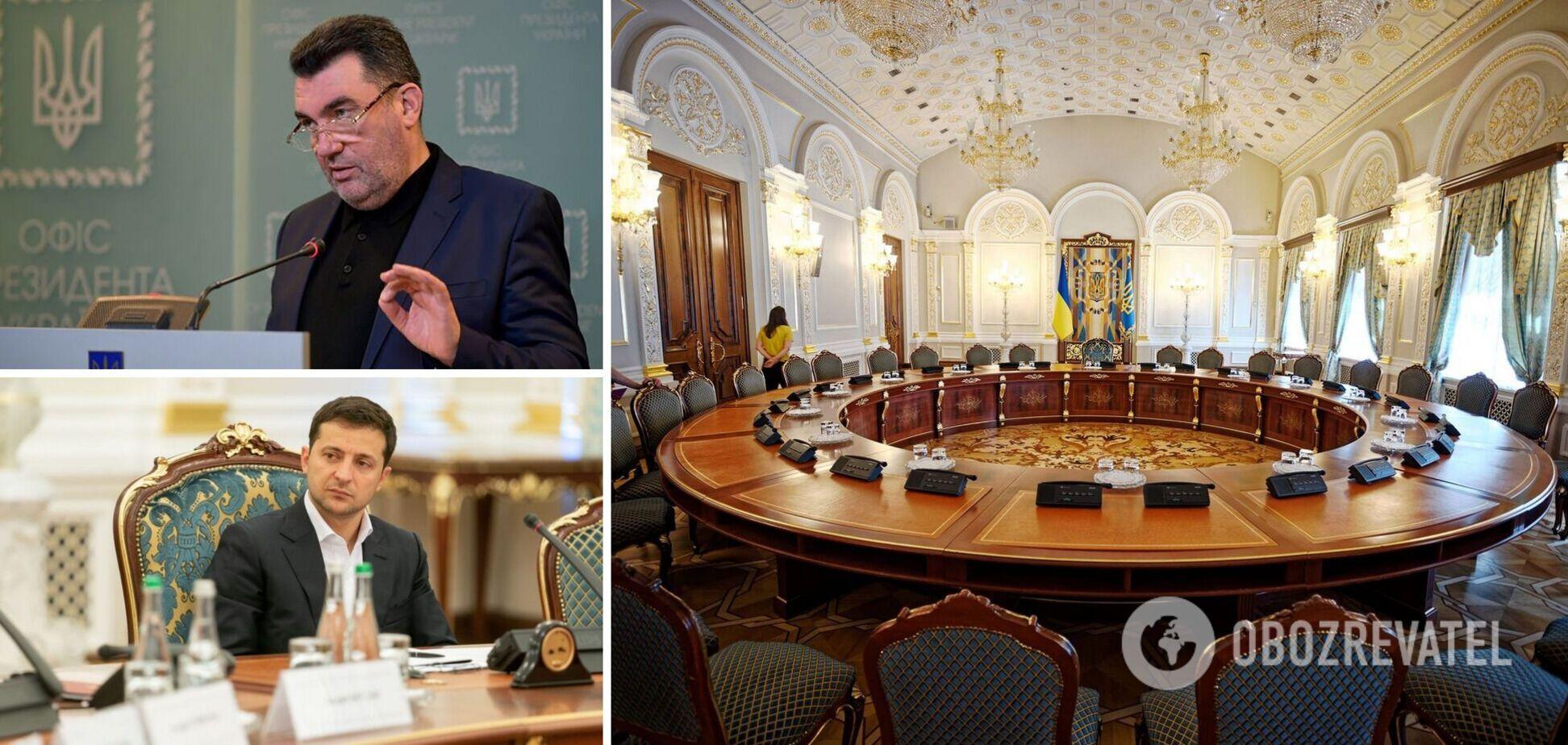 СНБО назначил новое заседание: источники назвали дату