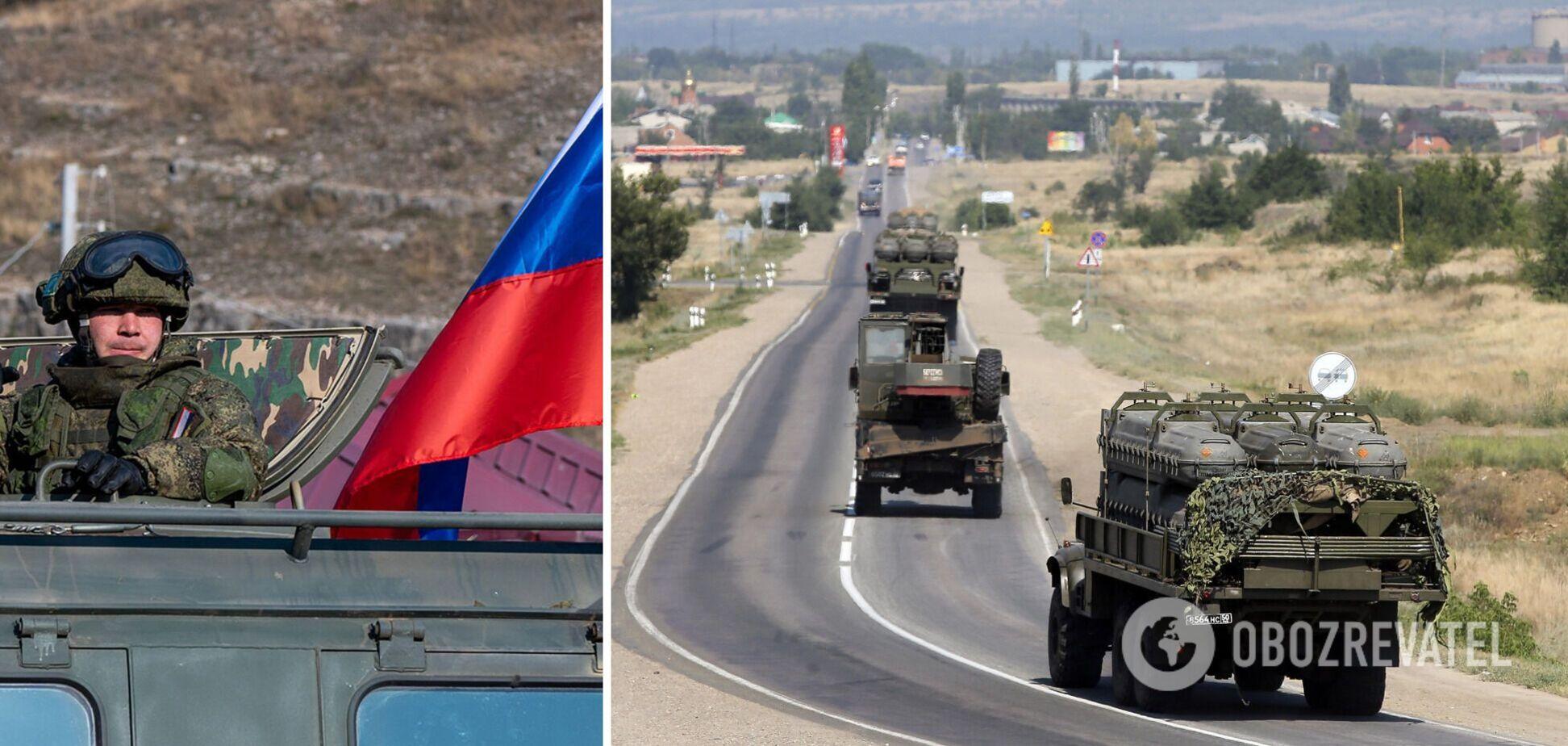 Reuters узнало о цели сосредоточения российской армии у границы Украины