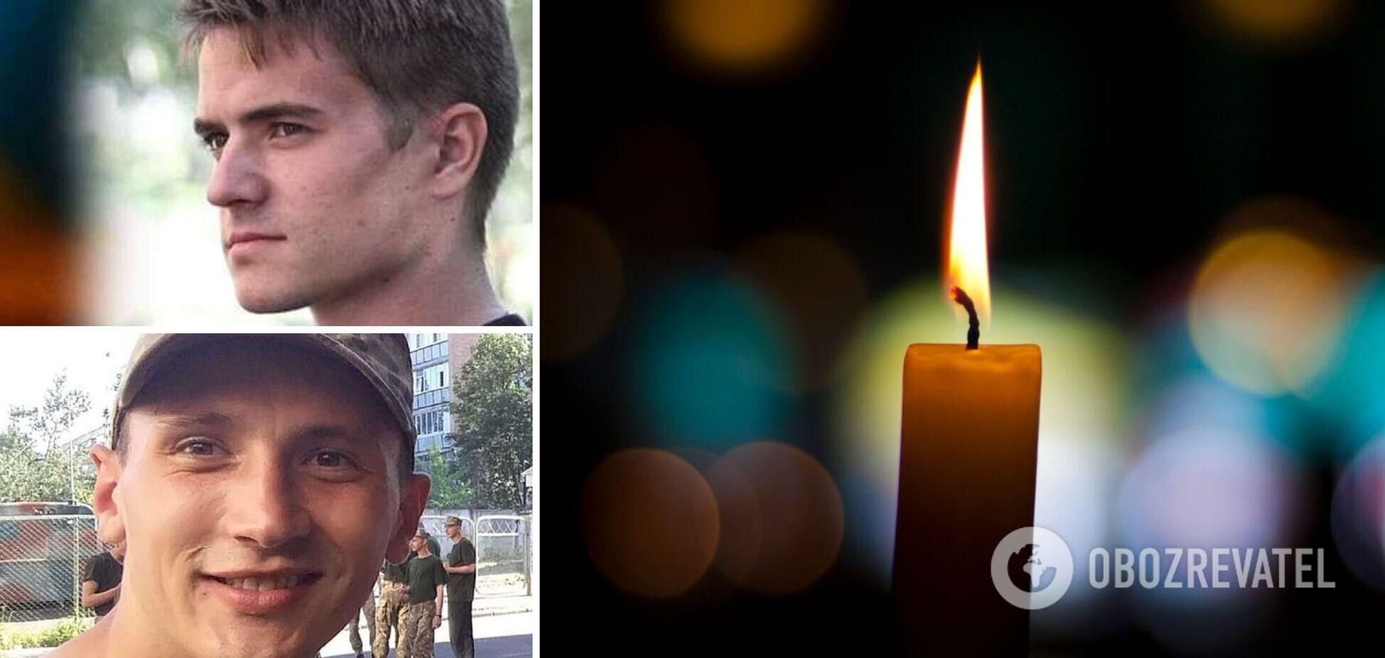 В Украине попрощались с двумя погибшими на Донбассе Героями. Фото