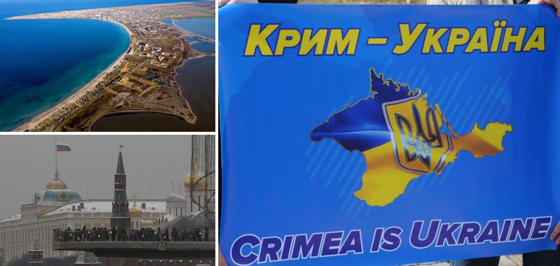 Яременко: у Крыма нет будущего с Россией. В Кремле понимают, что вопрос с полуостровом не закрыт