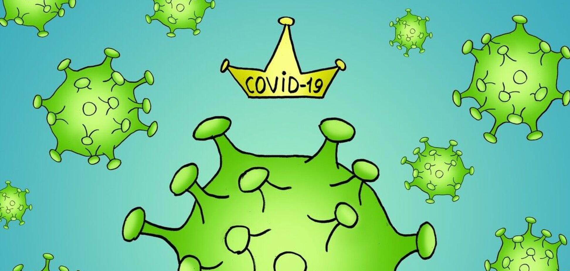 Лікар розповів, чим не можна лікуватися при коронавірусі