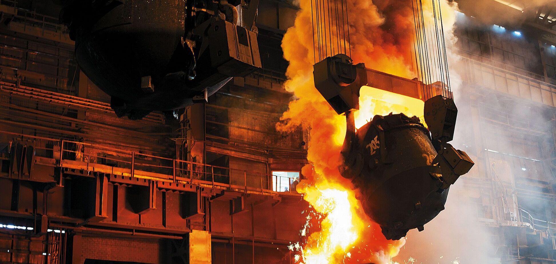 Експорт української металургії зазнає втрат від введення Євросоюзом Carbon Border Adjustment Мechanism