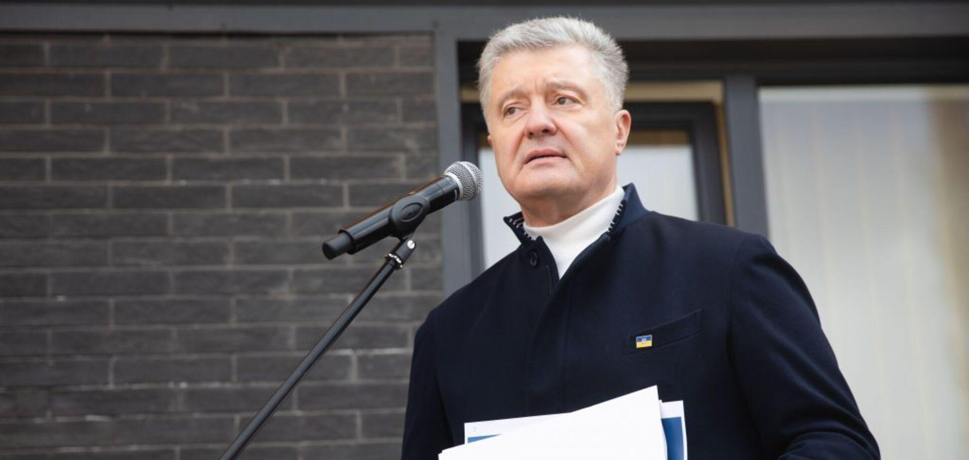 Петро Порошенко оприлюднив розширений план боротьби з COVID-19