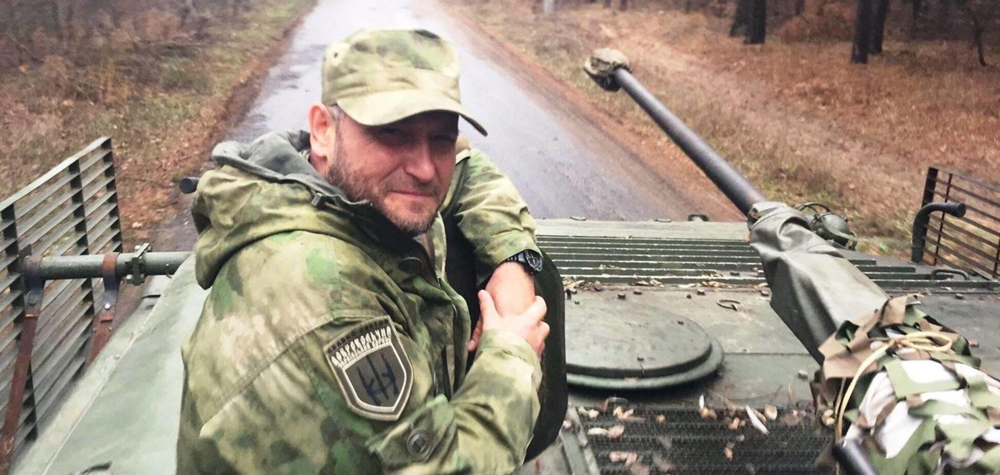 Дмитро Ярош розповів про повну бойову готовність Української добровольчої армії