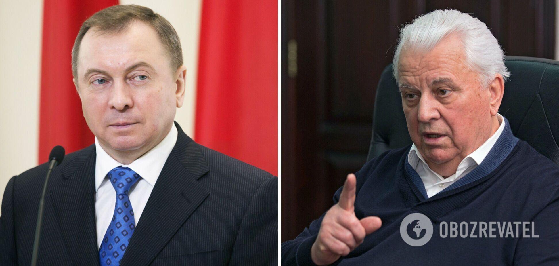 У Білорусі назвали 'вакханалією' плани України перенести переговори ТКГ в Польщу