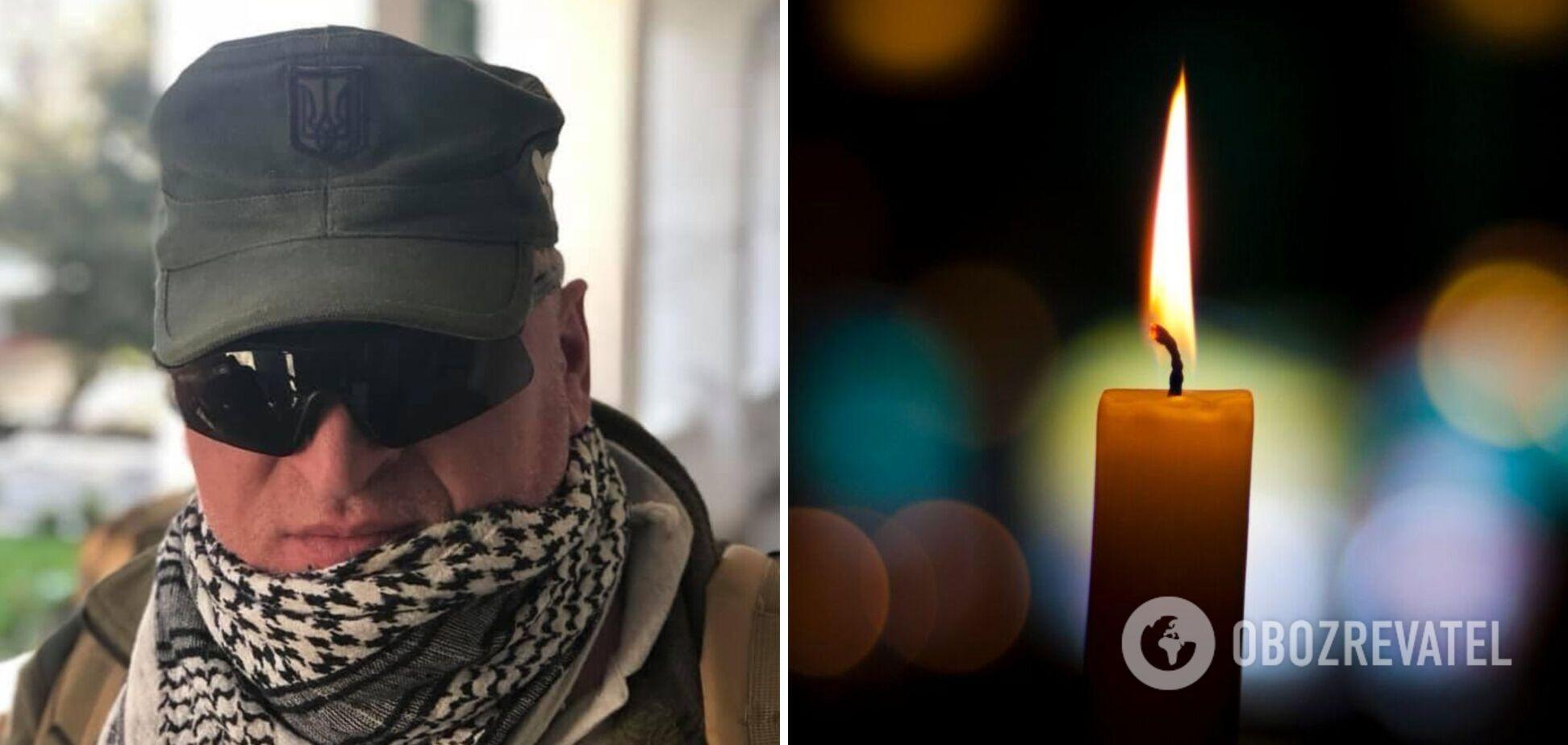 В Одесі помер воїн ЗСУ, який пережив снайперське поранення на Донбасі
