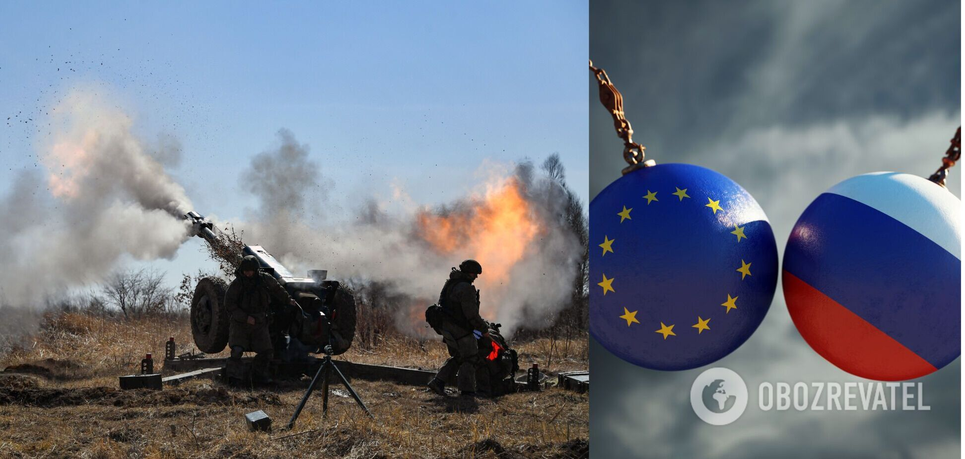 У Європарламенті закликали посилити санкції проти Росії через загострення на Донбасі