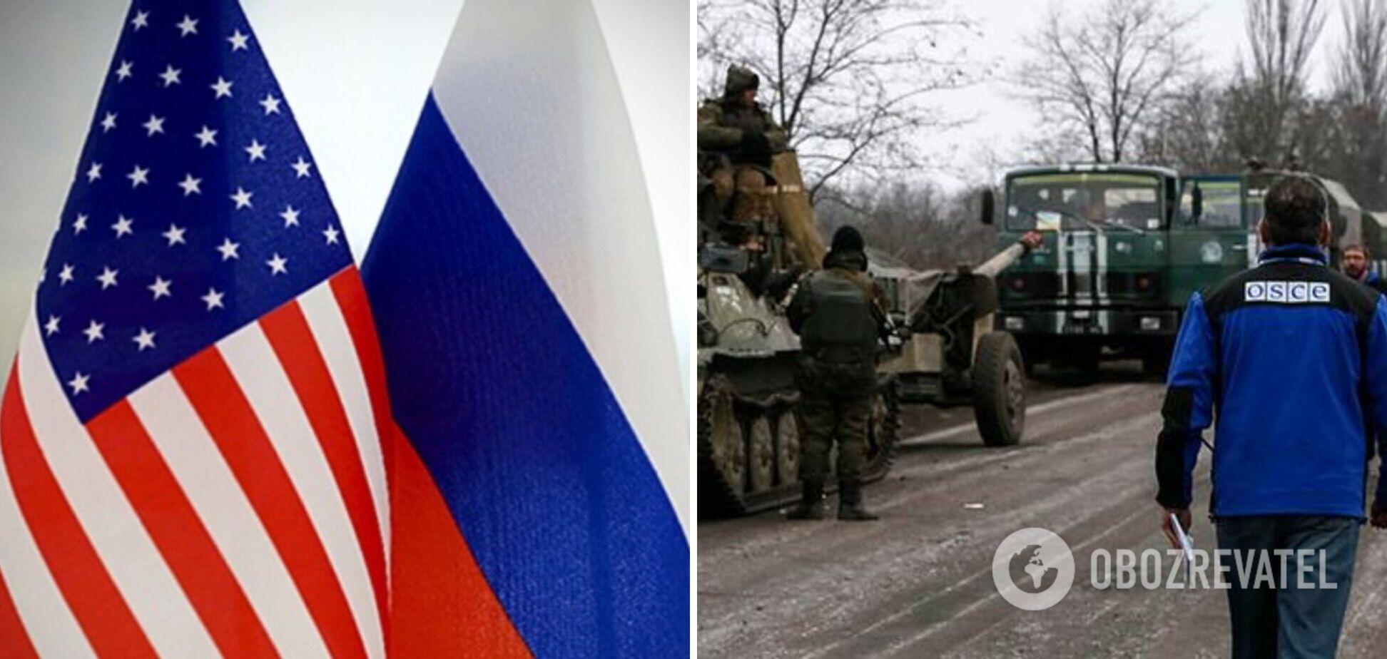 США і Велика Британія вимагають відвести війська РФ від кордону з Україною