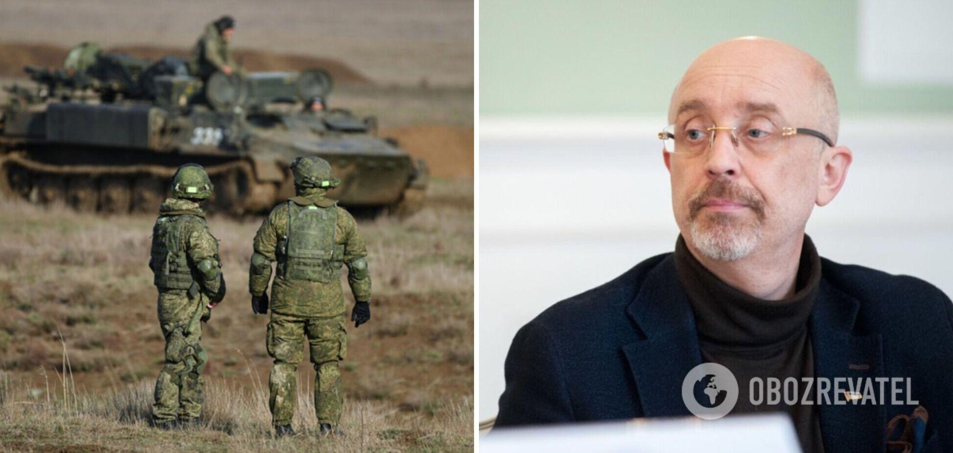 Резніков пояснив, чому Росія не атакуватиме Україну