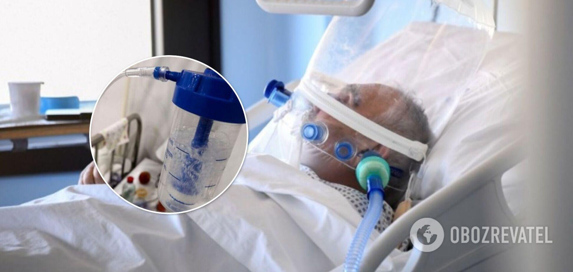 У Перу через відсутність кисню померли понад 10 хворих на коронавірус
