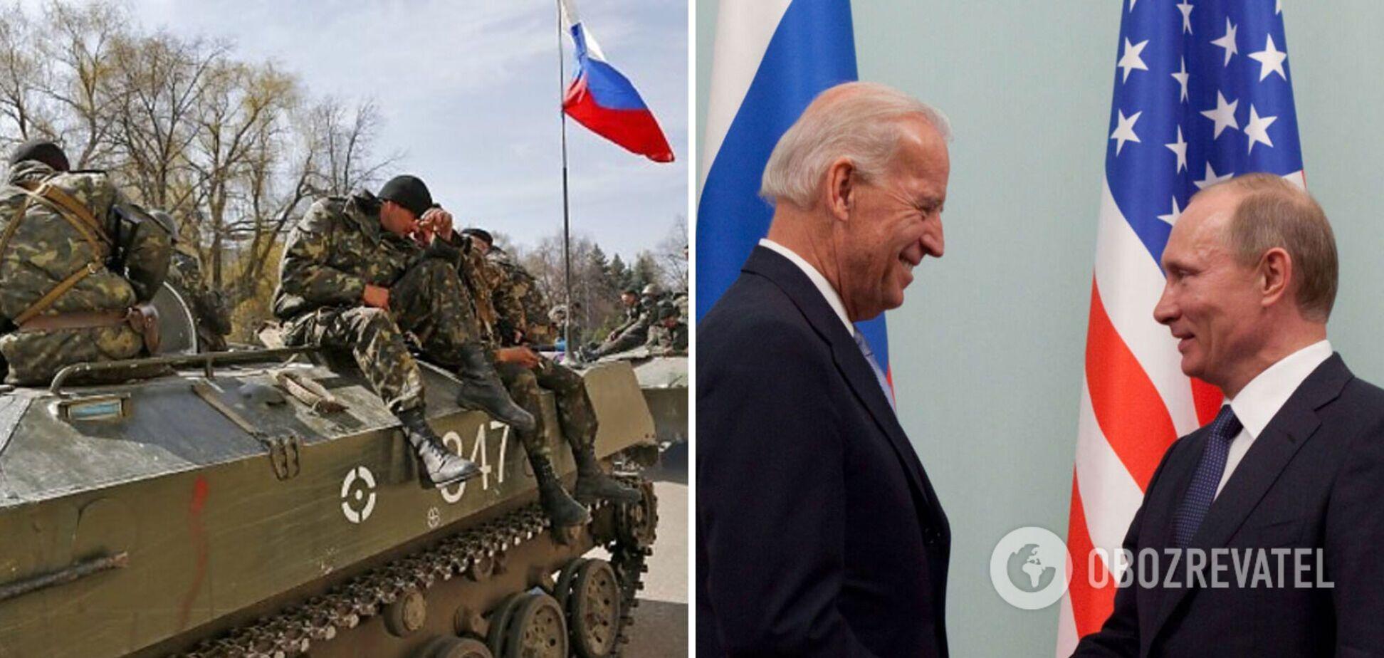 США предупредили Россию о последствиях в случае продолжения агрессии против Украины
