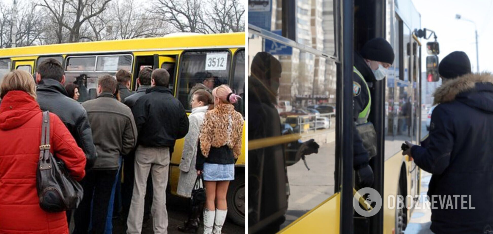 Перевозчики в Киеве пожаловались на убытки и увольнения водителей из-за морального давления