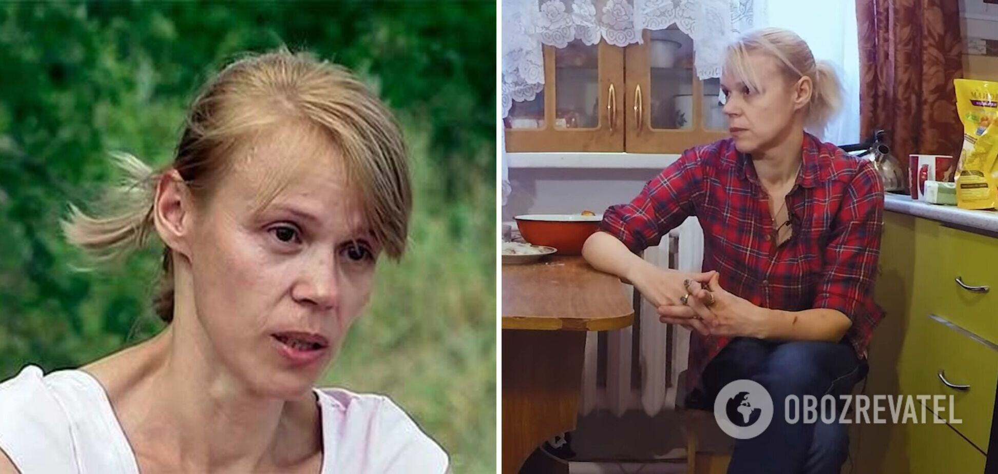 Героїня фейку про розп'ятого хлопчика розповіла про цькування та життя в Росії. Відео
