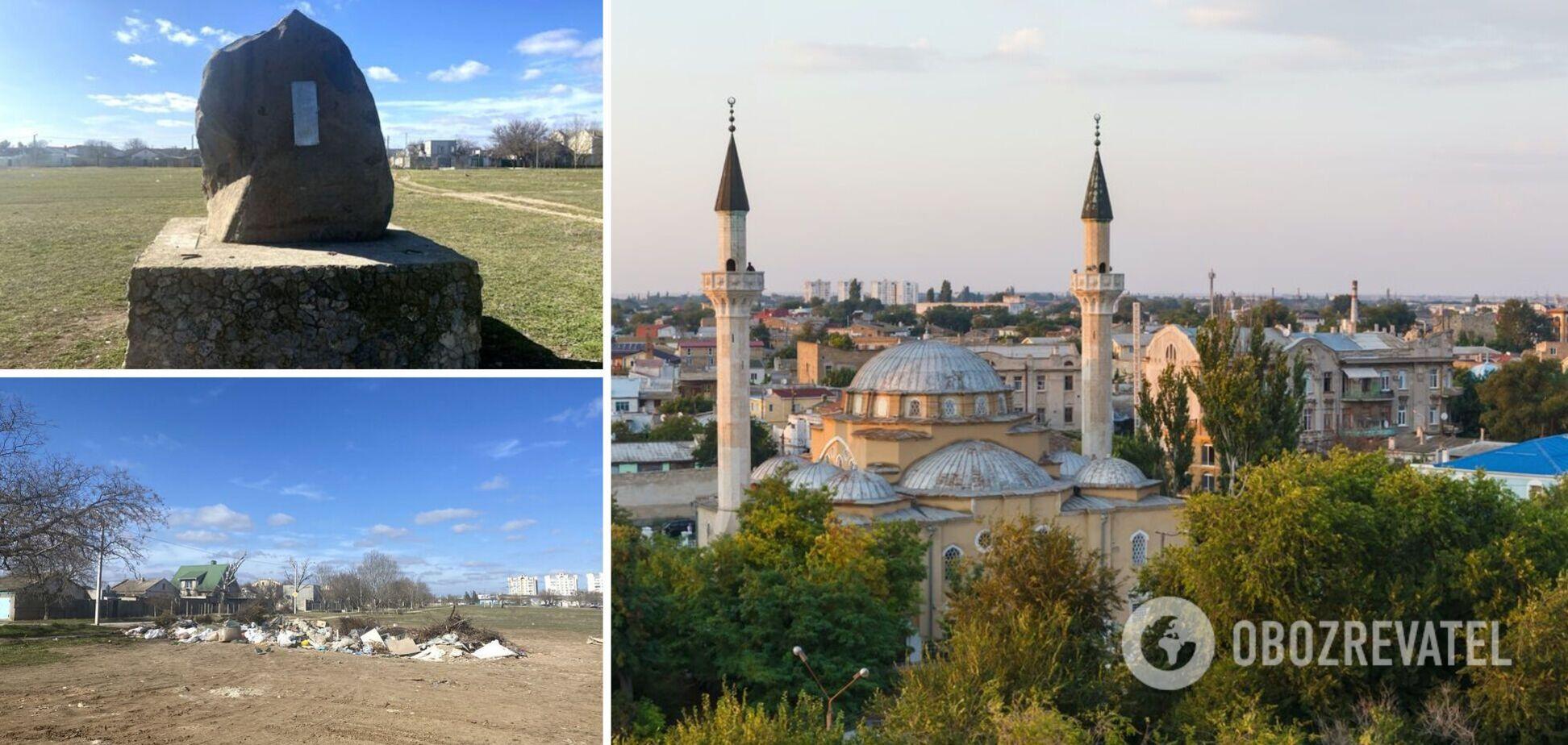 Окупанти побудують каток на місці мусульманського кладовища в Криму