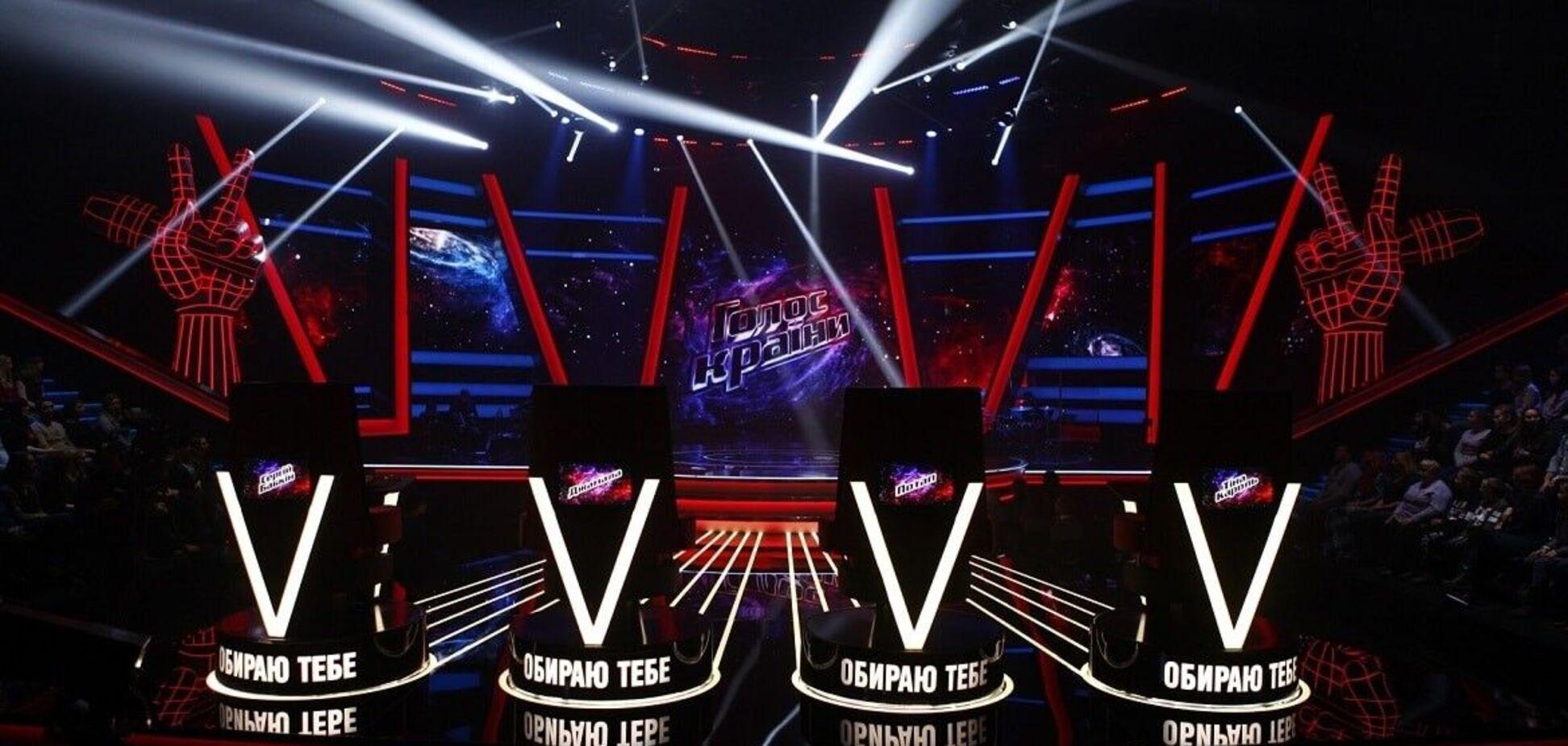 'Голос країни-11': смотреть двенадцатый выпуск