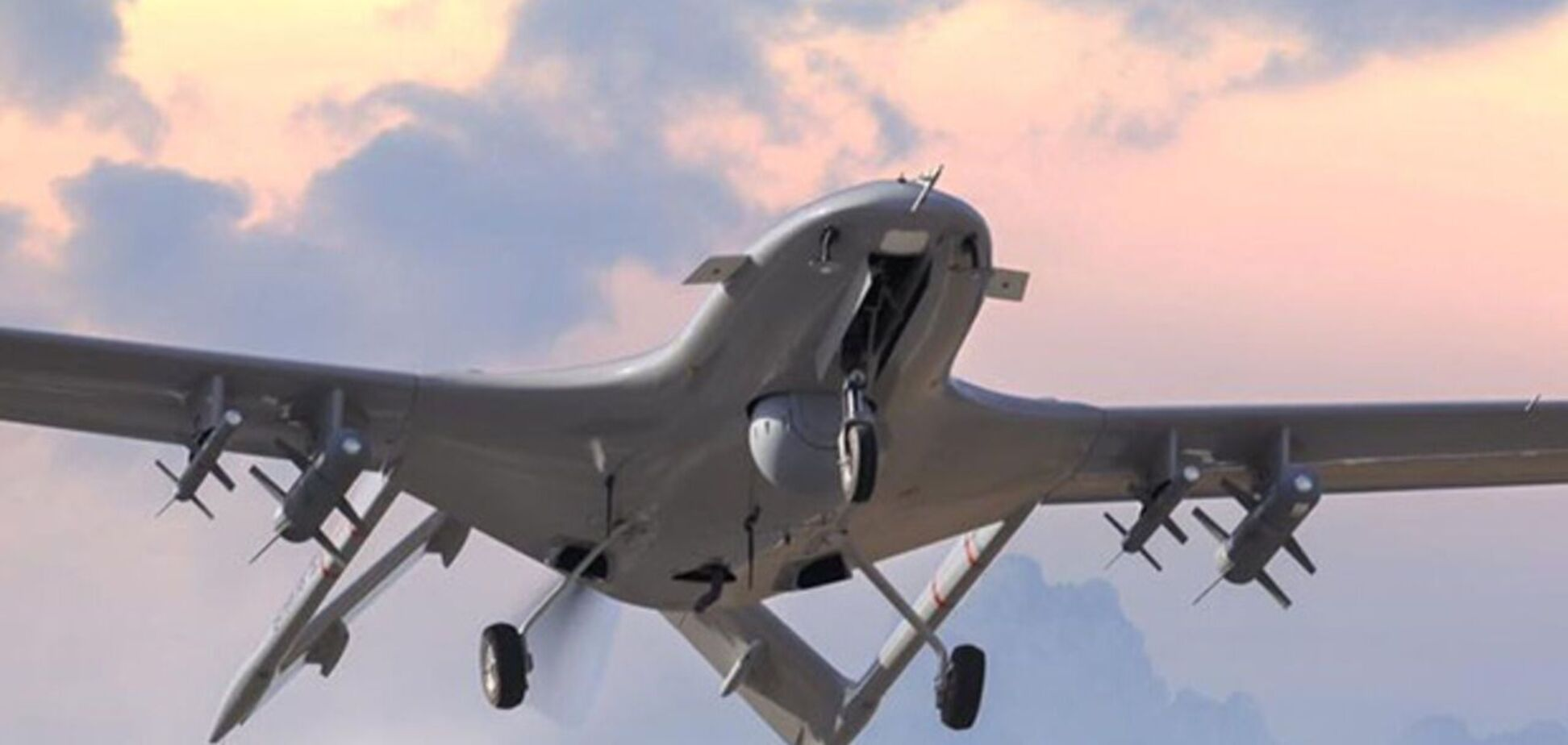 ЗСУ вперше використали на Донбасі безпілотник Bayraktar TB2