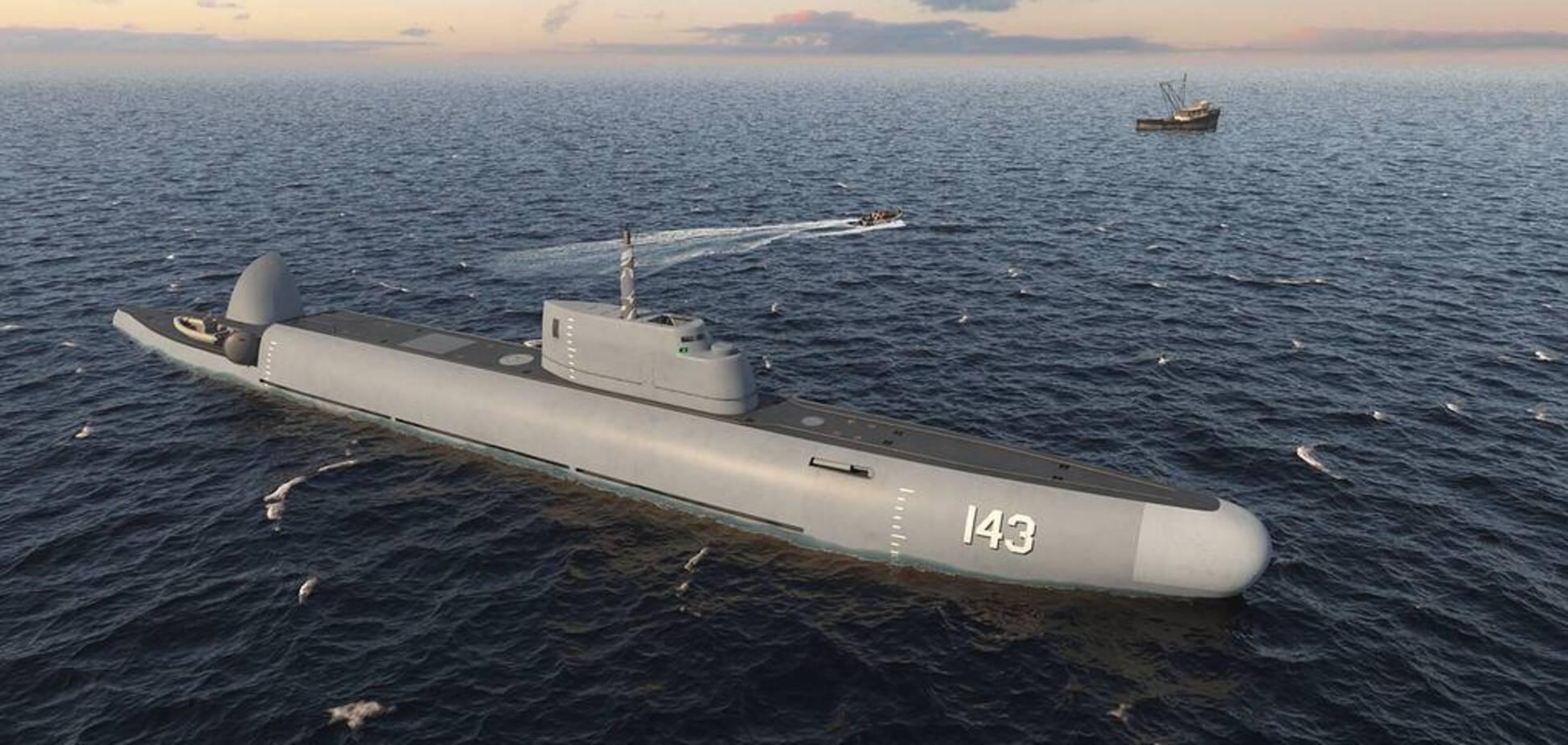В России громко заявили о создании ныряющего корабля BOSS