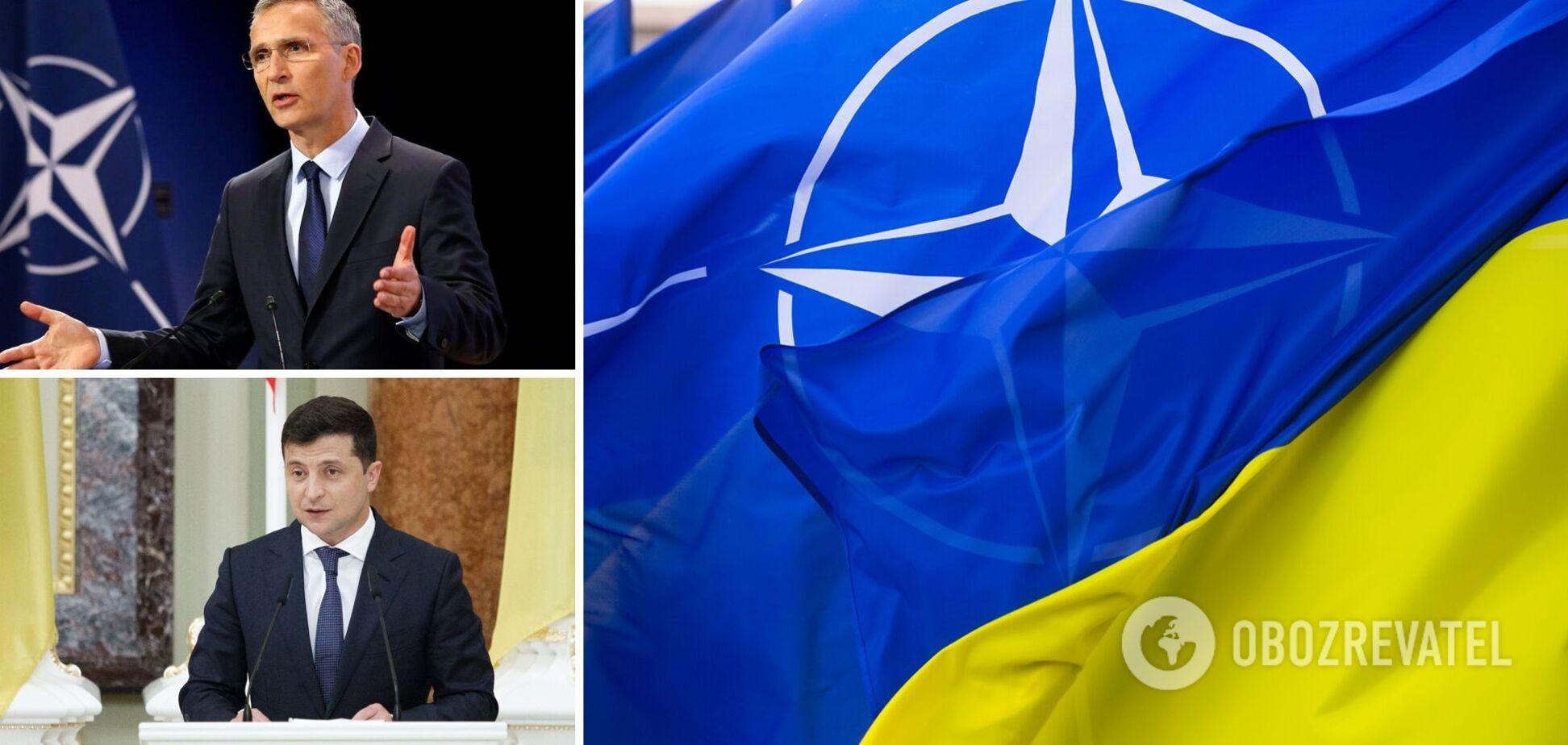 Украина рассчитывает получить ПДЧ в июне 2021 года