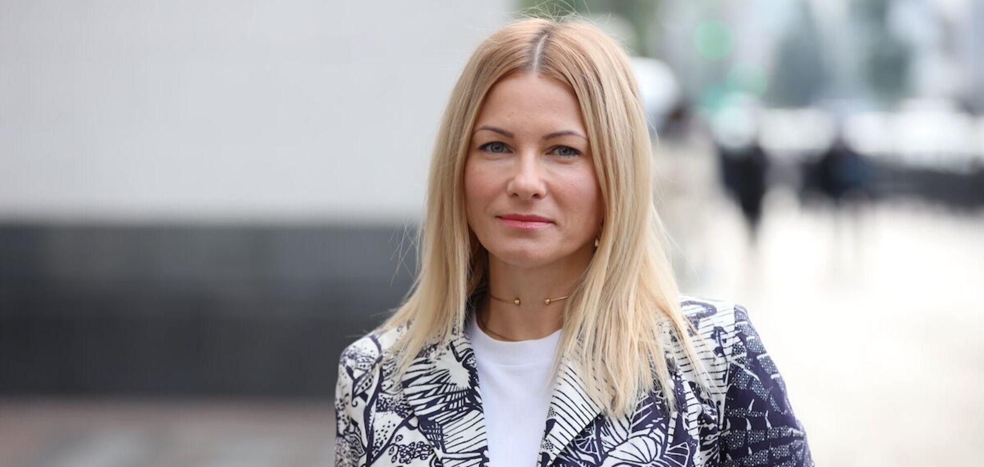 Гришина закликала Раду ухвалити новий закон про профтехосвіту в Україні