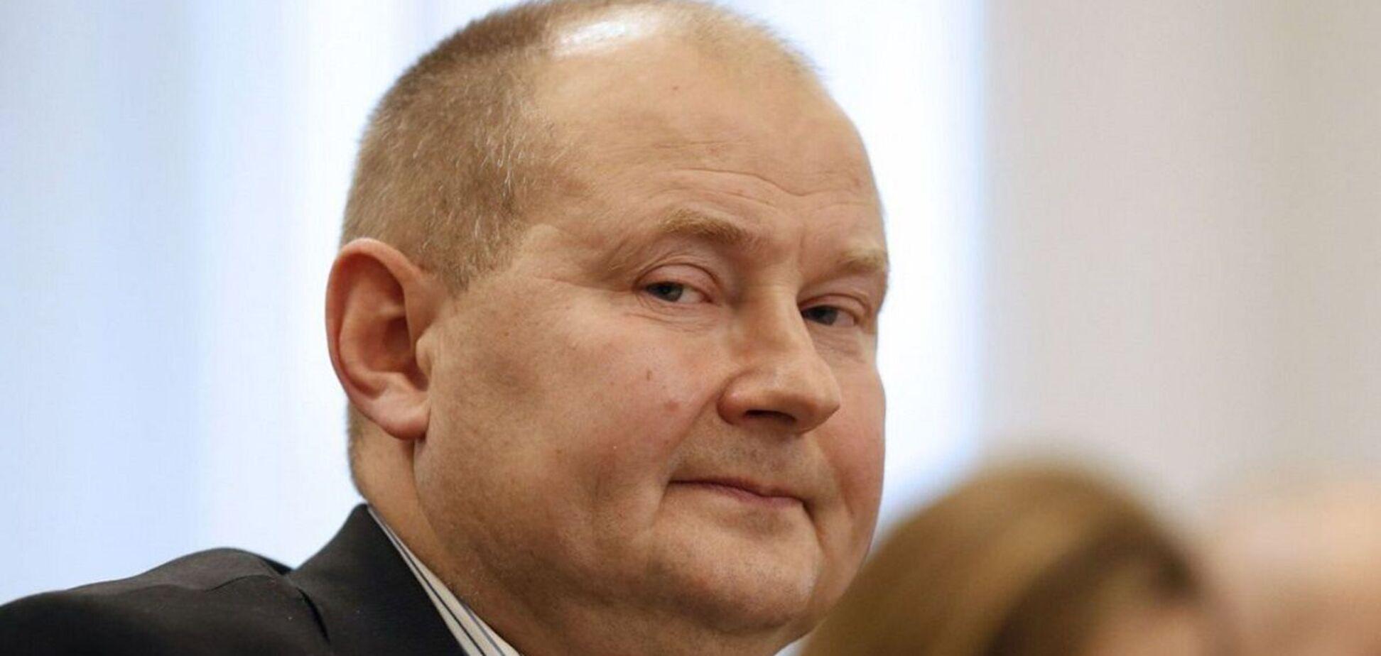 ГУР Минобороны – о похищении Чауса: это провокация спецслужб РФ для дискредитации разведки