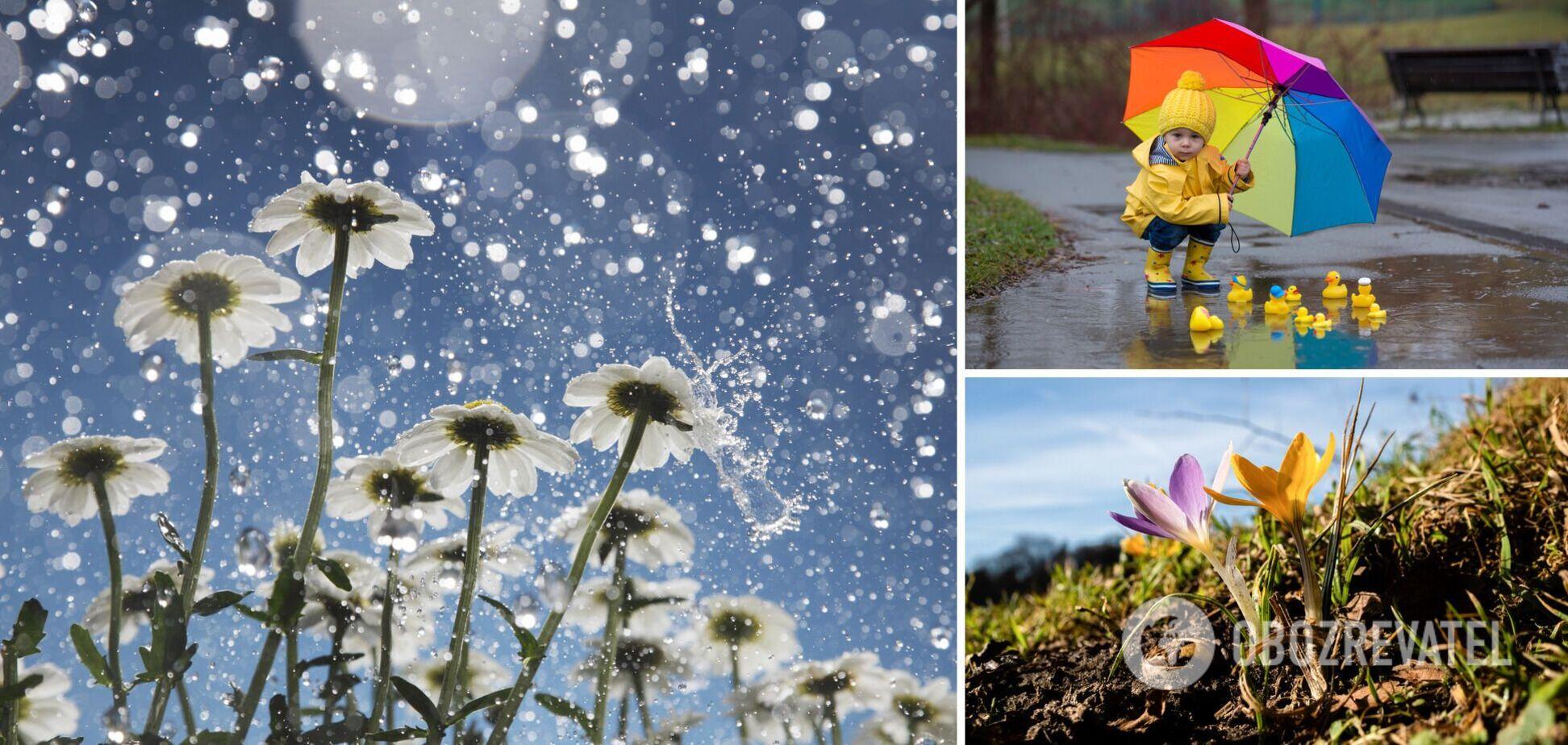 В Украине ухудшится погода: два циклона принесут похолодание, дожди и мокрый снег