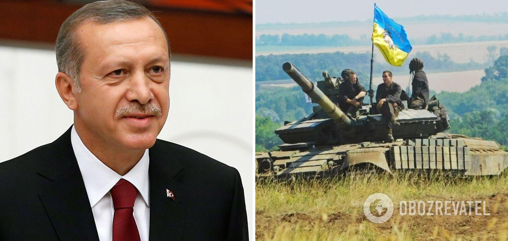 Турция призвала Украину и Россию договориться мирным путем
