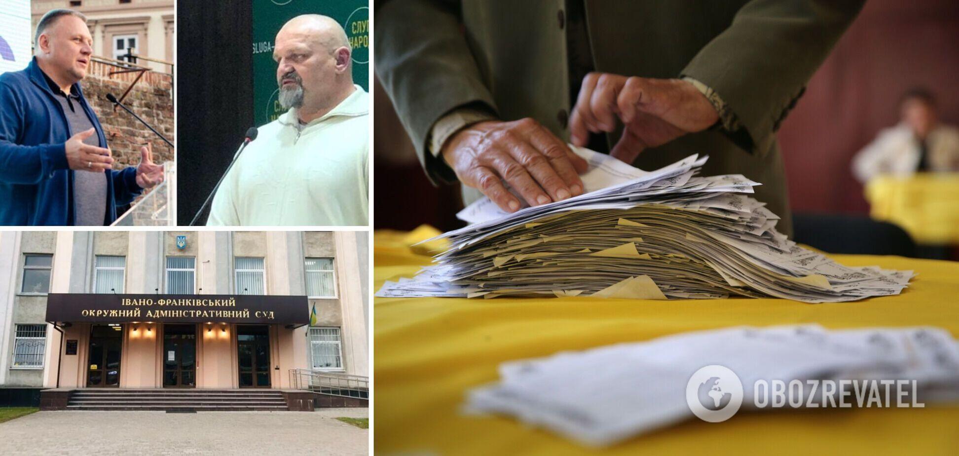 Шевченко заявил об отмене судом итогового протокола довыборов в округе Вирастюка: в 'Слуге' отреагировали
