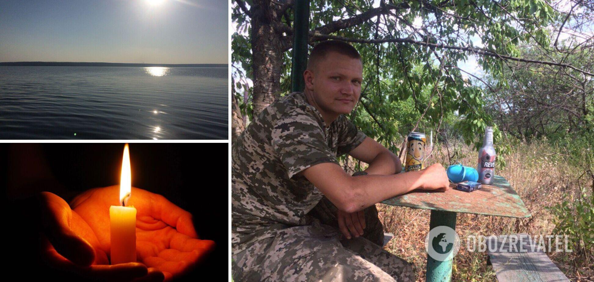 Перед гибелью успел позвонить маме: снайпер РФ убил еще одного молодого защитника Украины