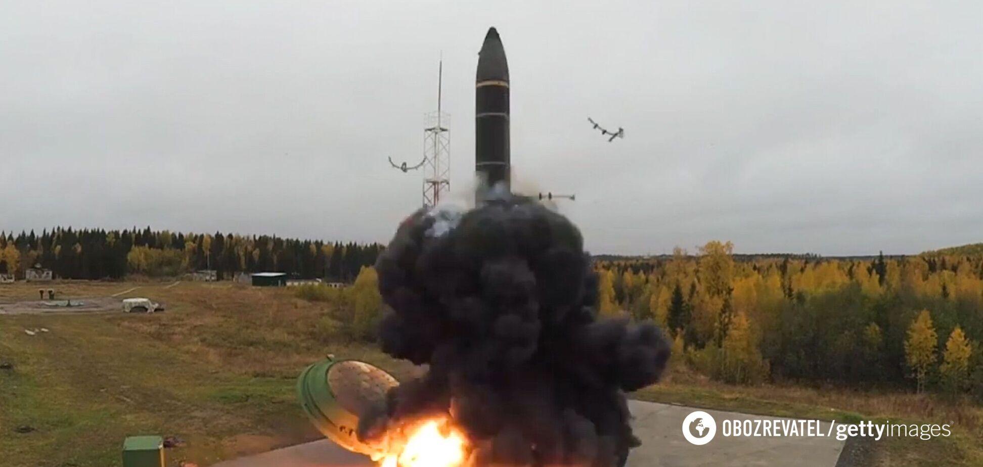 Жданов: Россия могла разместить у границ Украины комплексы с баллистическими ракетами